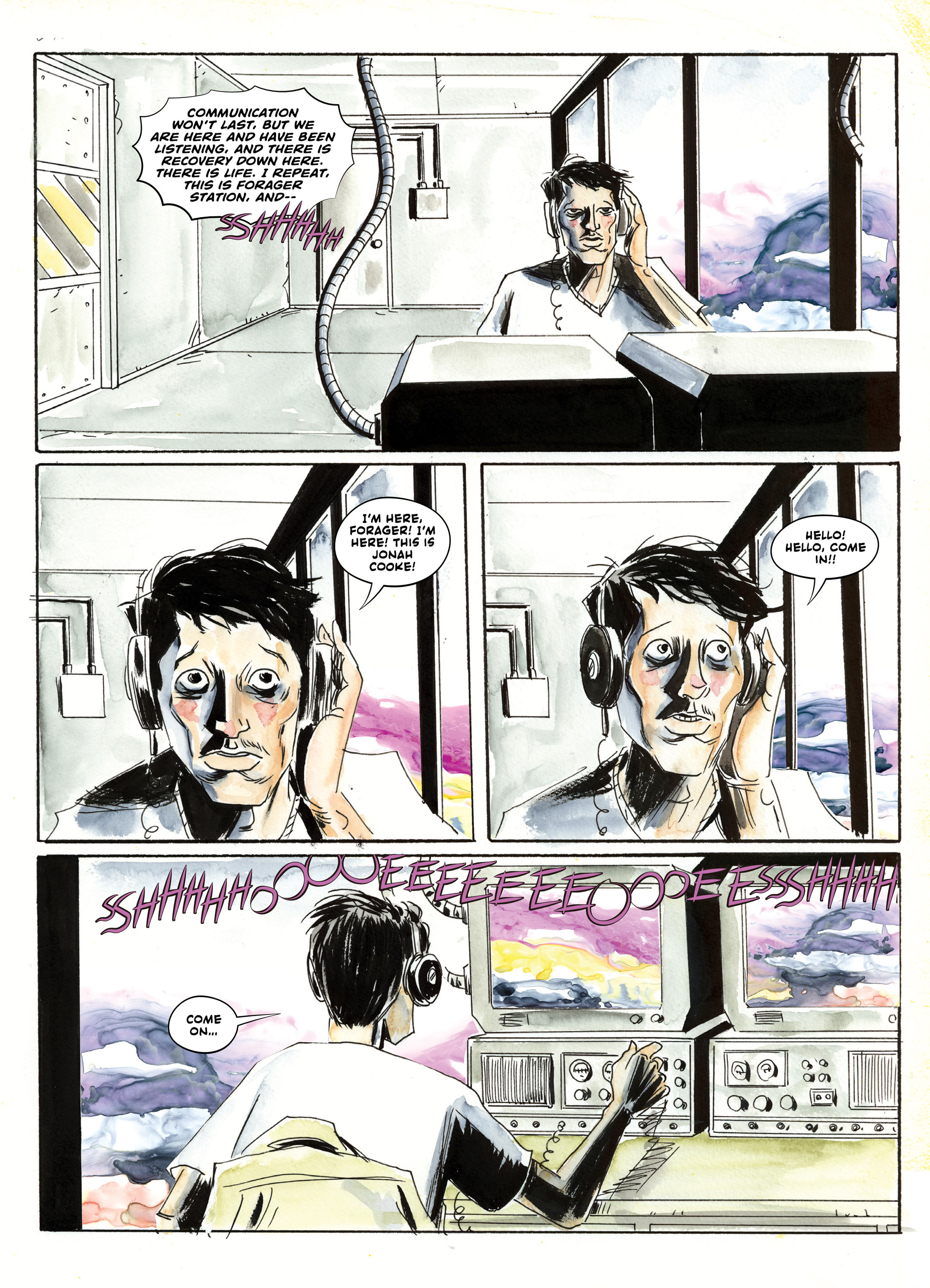 Read online A.D.: After Death comic -  Issue #2 - 41