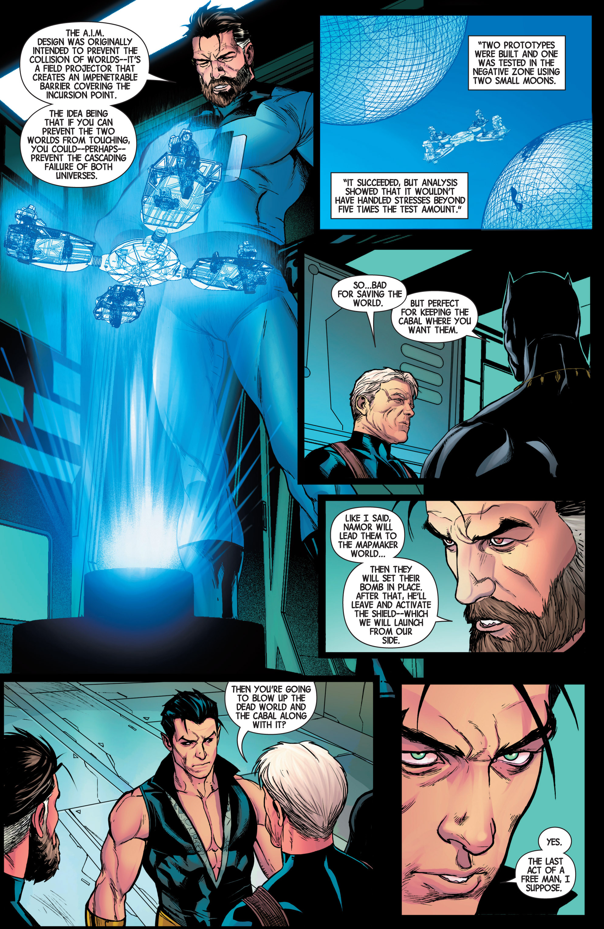 Read online Avengers (2013) comic -  Issue #40 - 19