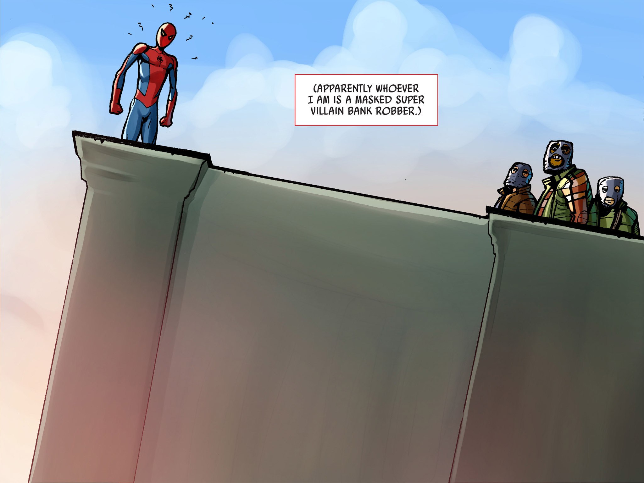 Read online Amazing Spider-Man: Who Am I? comic -  Issue # Full (Part 1) - 73