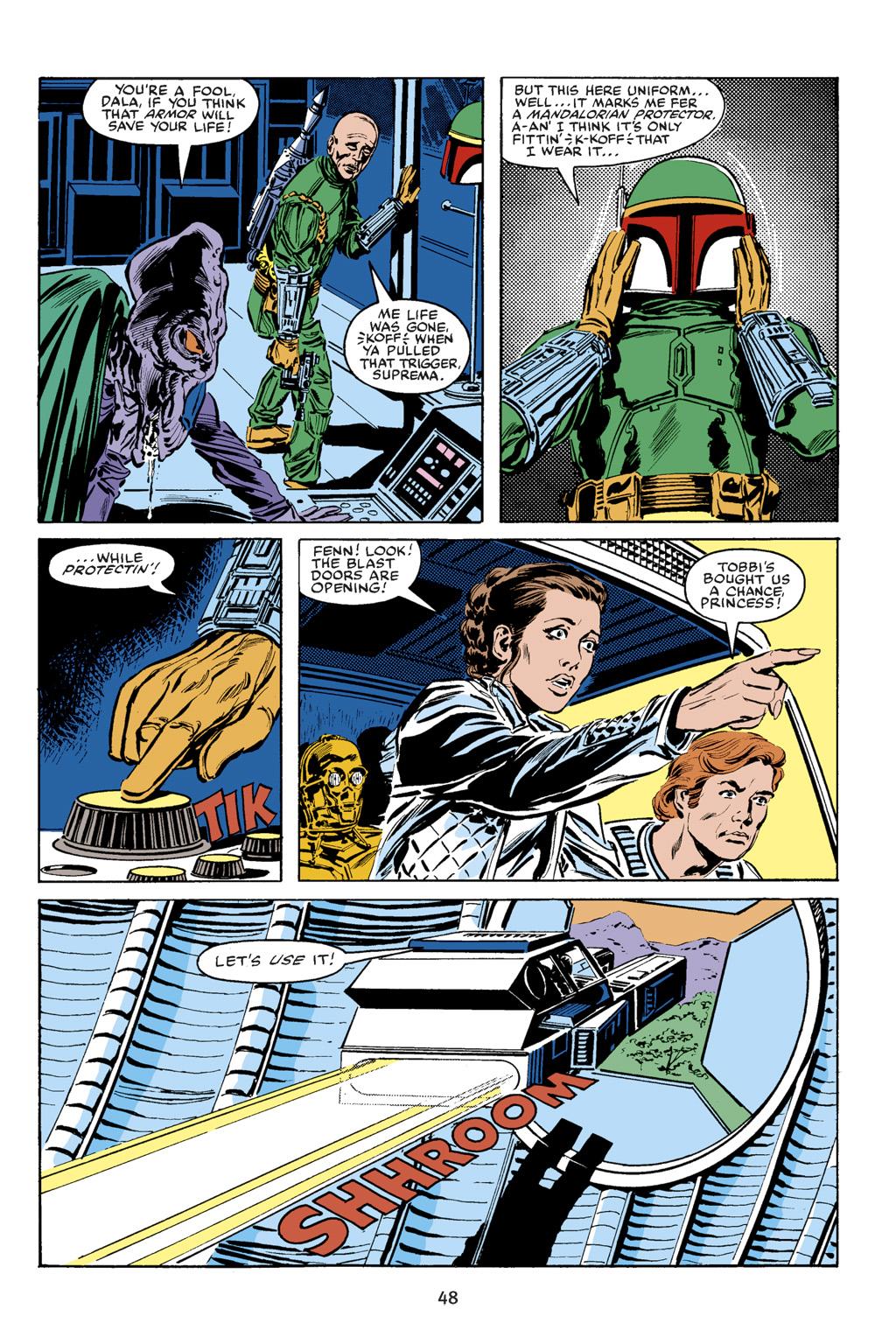 Read online Star Wars Omnibus comic -  Issue # Vol. 18 - 41