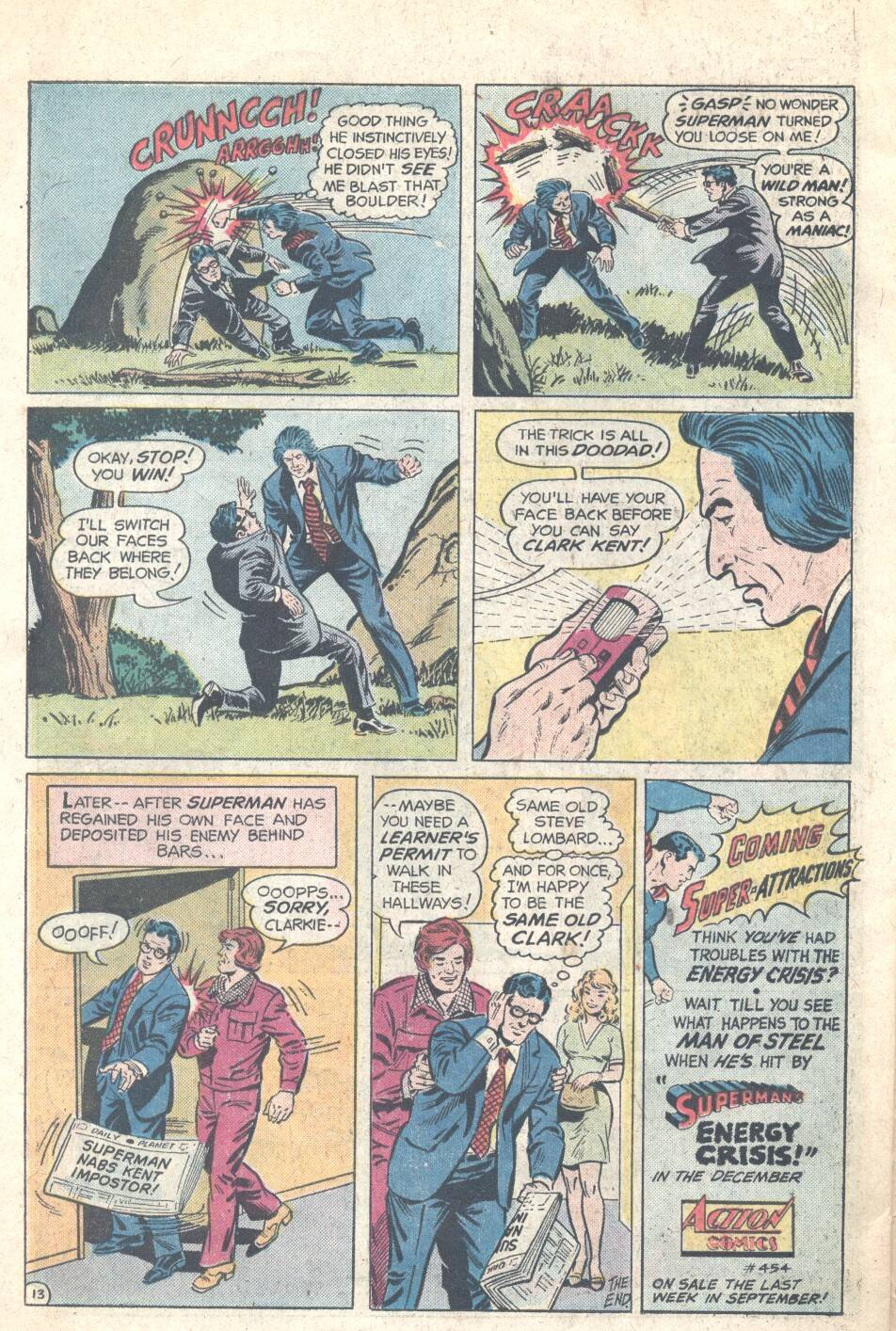 Read online Action Comics (1938) comic -  Issue #453 - 15