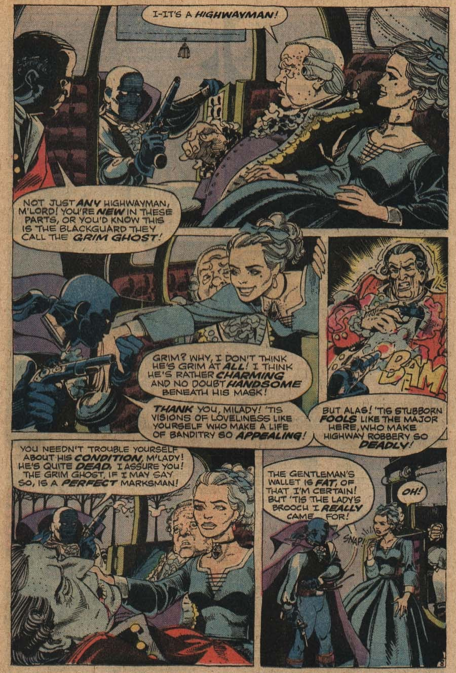 The Grim Ghost (1975) issue 1 - Page 10