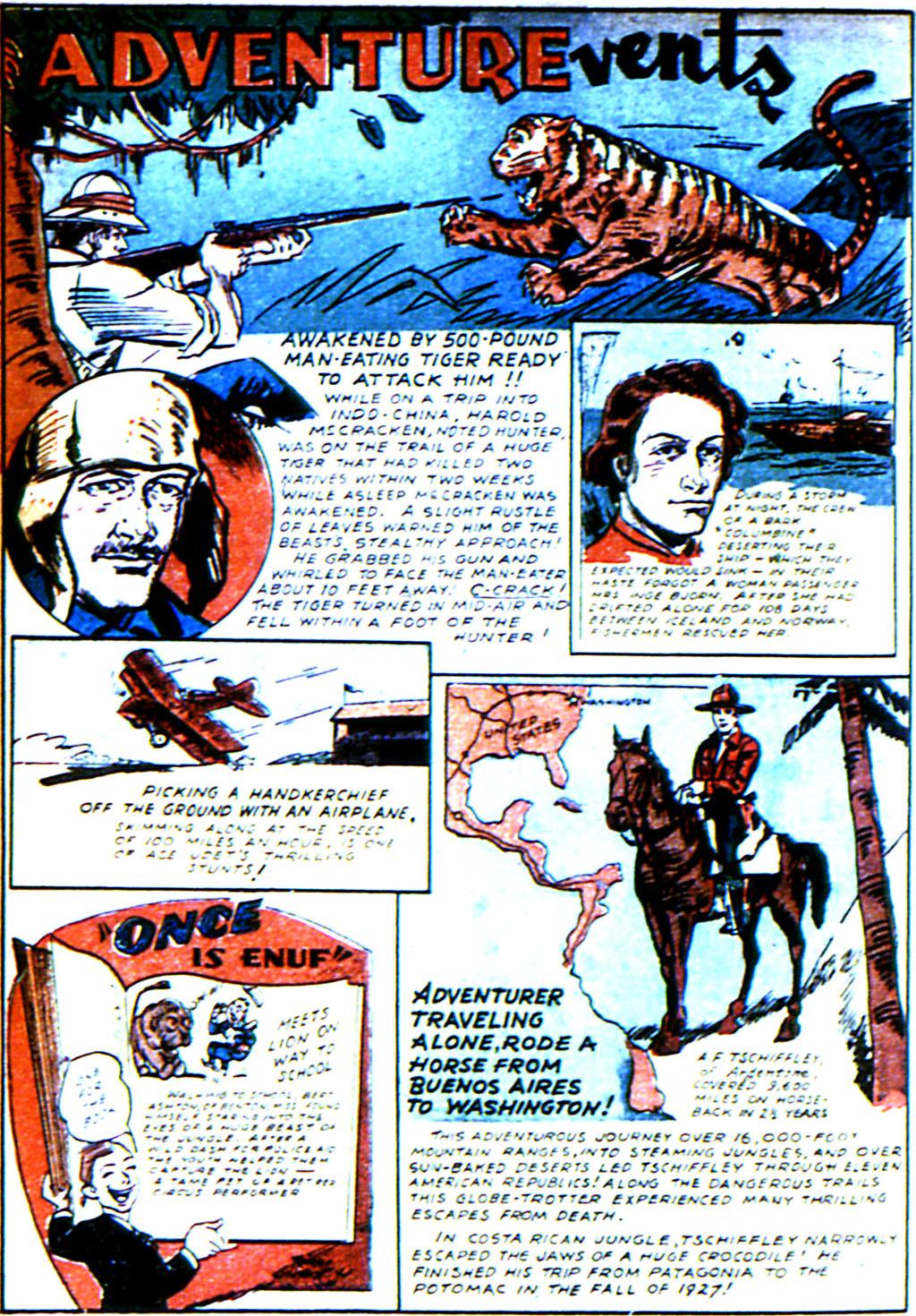 Read online Adventure Comics (1938) comic -  Issue #42 - 26