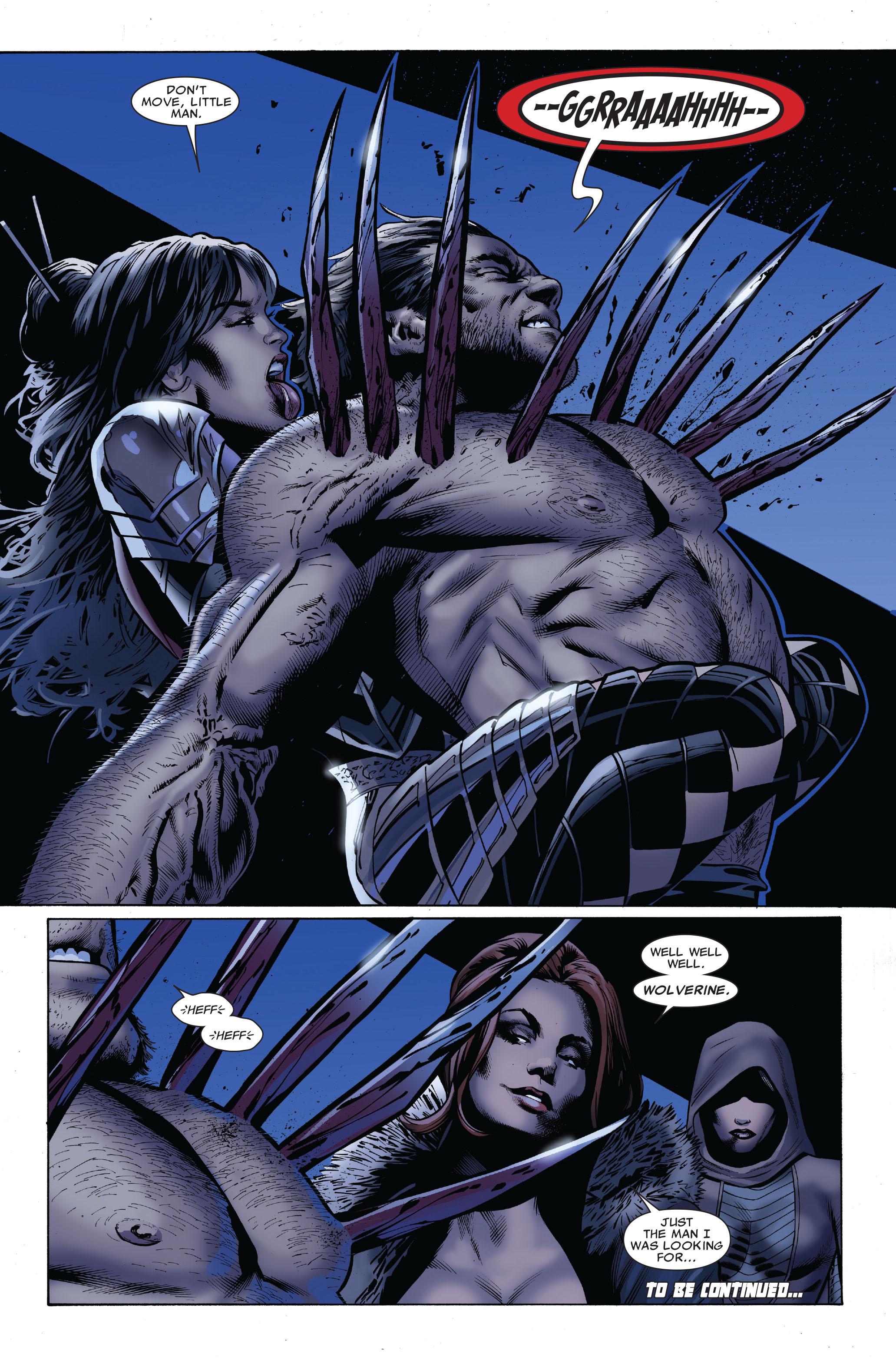 Read online Uncanny X-Men (1963) comic -  Issue #509 - 24