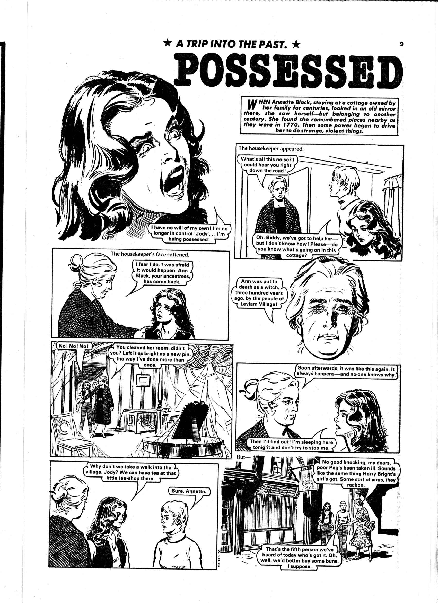 Read online Judy comic -  Issue #985 - 9