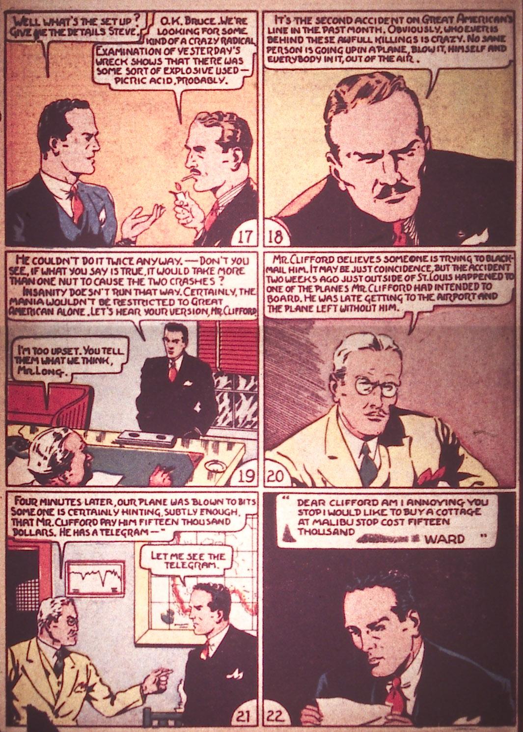 Read online Detective Comics (1937) comic -  Issue #12 - 26