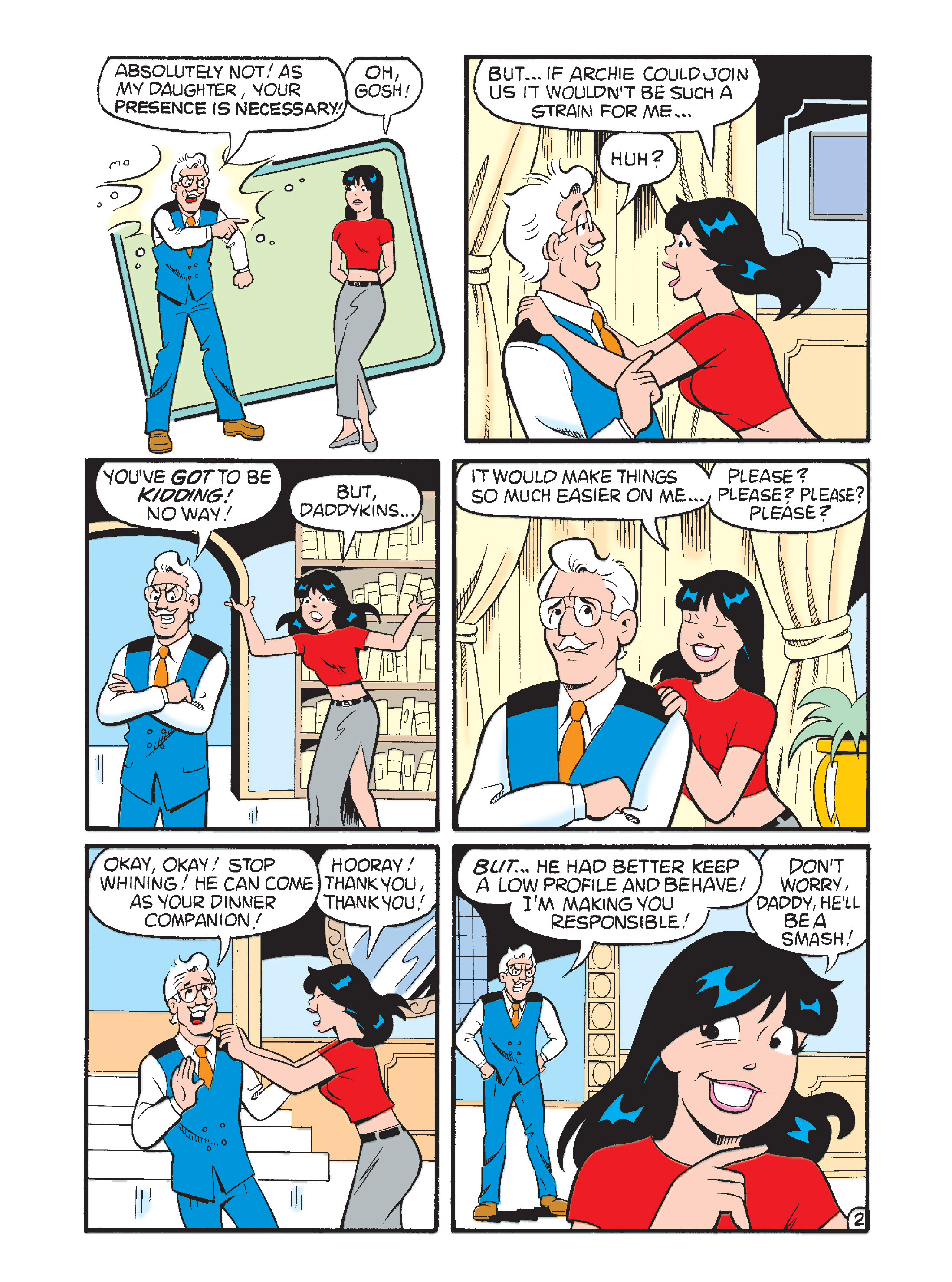 Read online Archie 1000 Page Comics Bonanza comic -  Issue #2 (Part 2) - 164