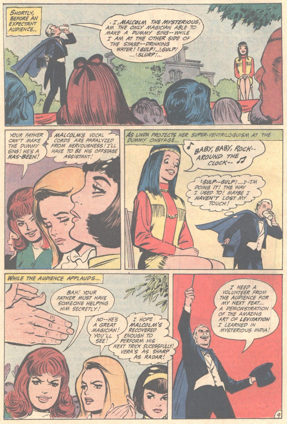 Read online Adventure Comics (1938) comic -  Issue #389 - 12