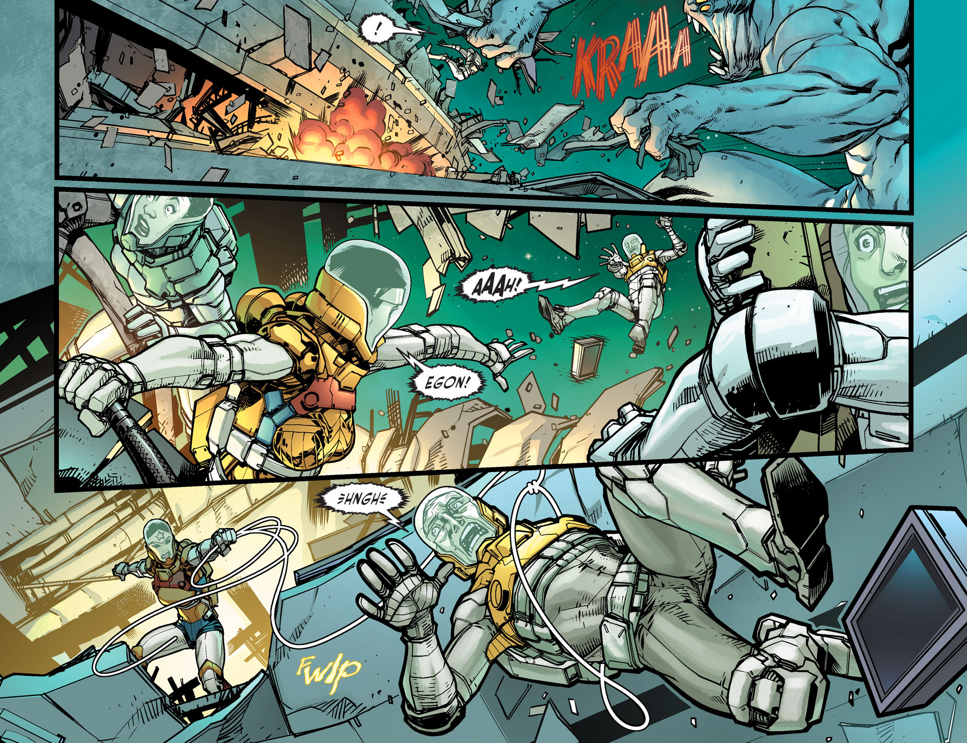 Read online Sensation Comics Featuring Wonder Woman comic -  Issue #21 - 14