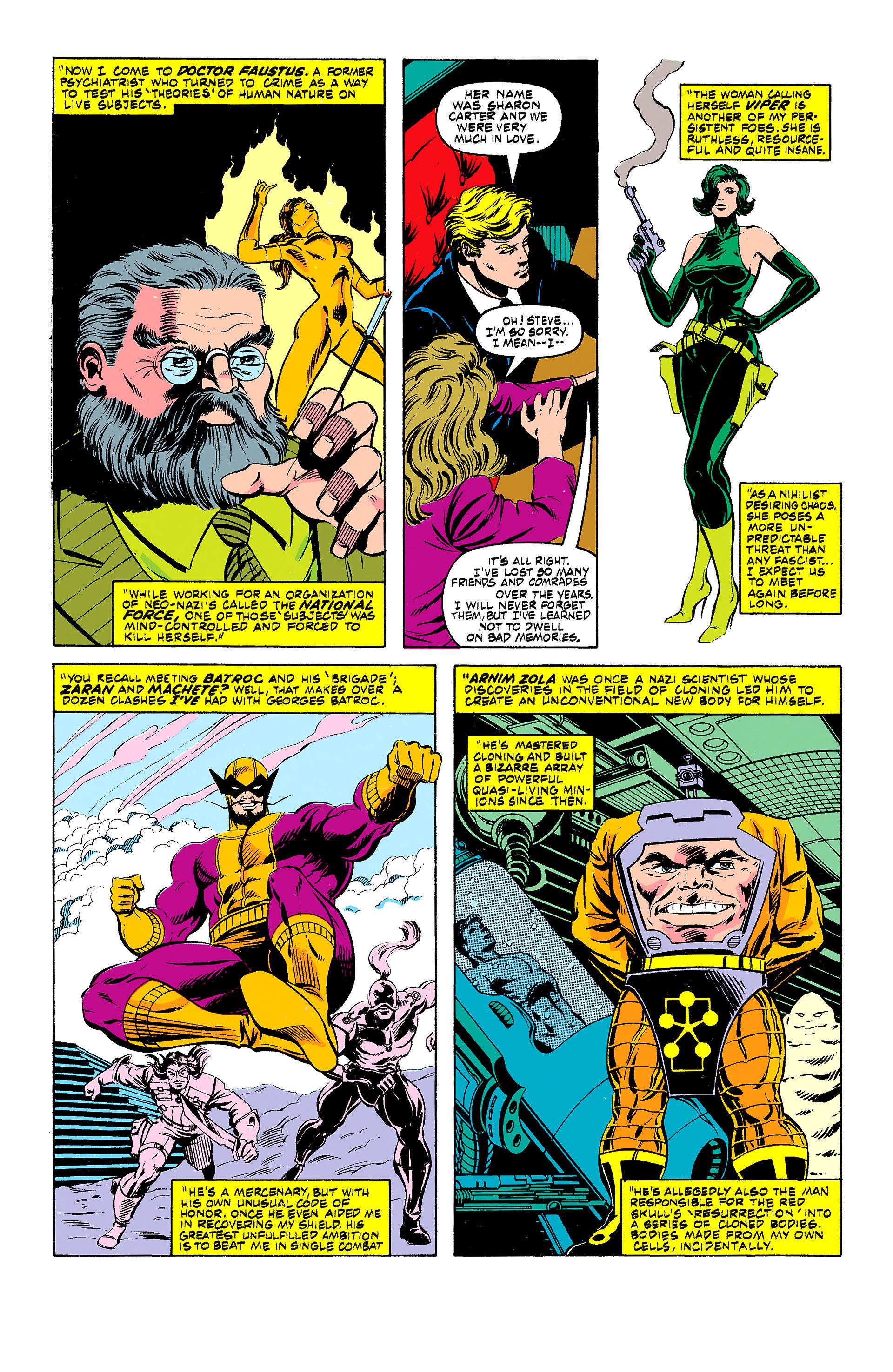 Read online Captain America (1968) comic -  Issue # _Annual 11 - 28