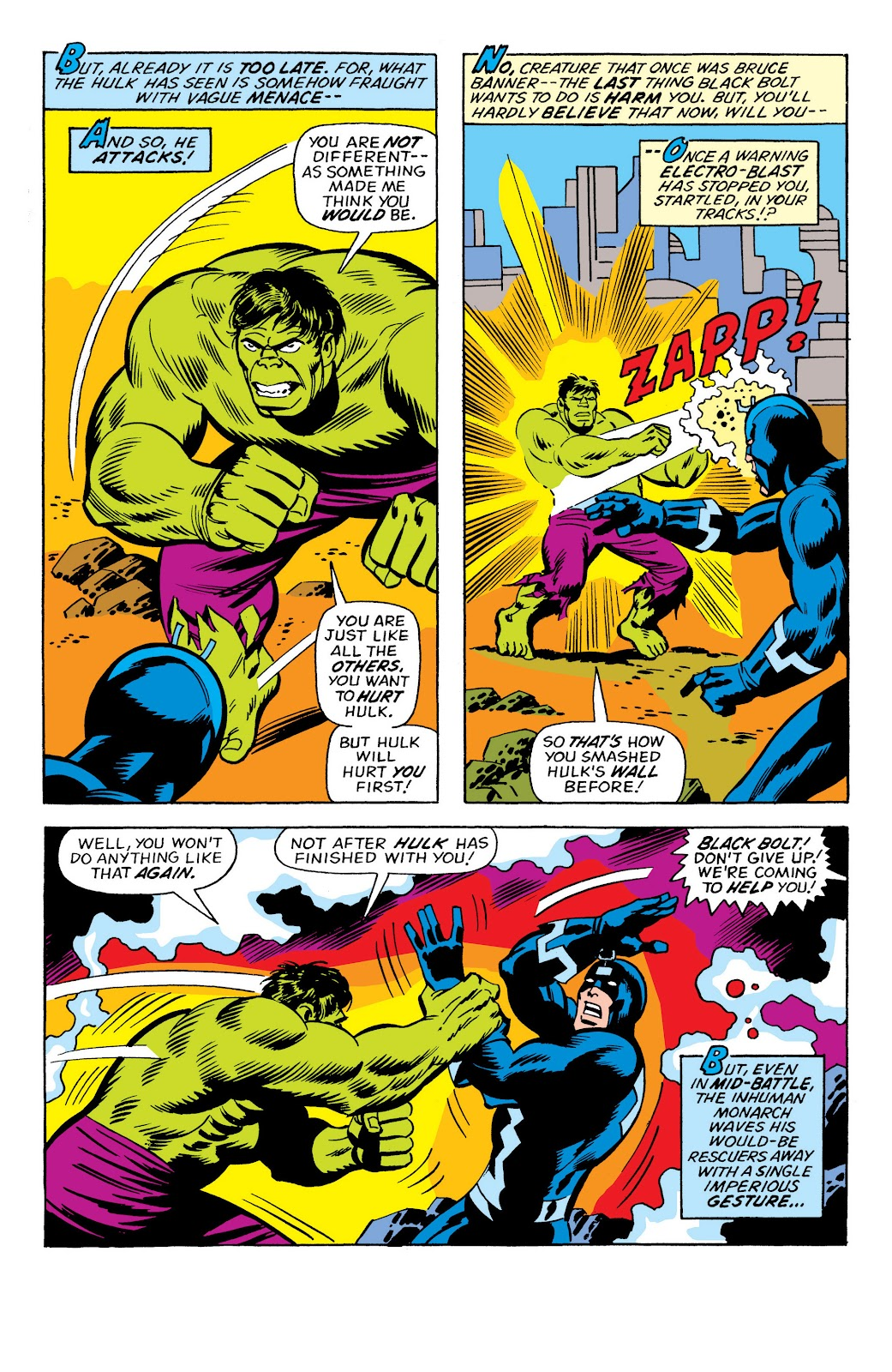 Read online Marvel Masterworks: The Incredible Hulk comic -  Issue # TPB 10 (Part 2) - 3