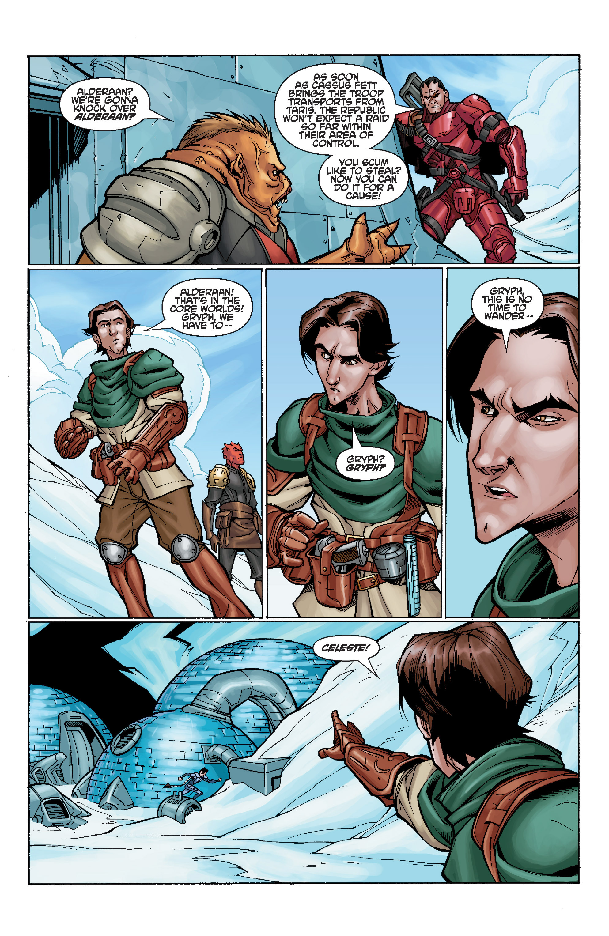 Read online Star Wars Omnibus comic -  Issue # Vol. 32 - 177