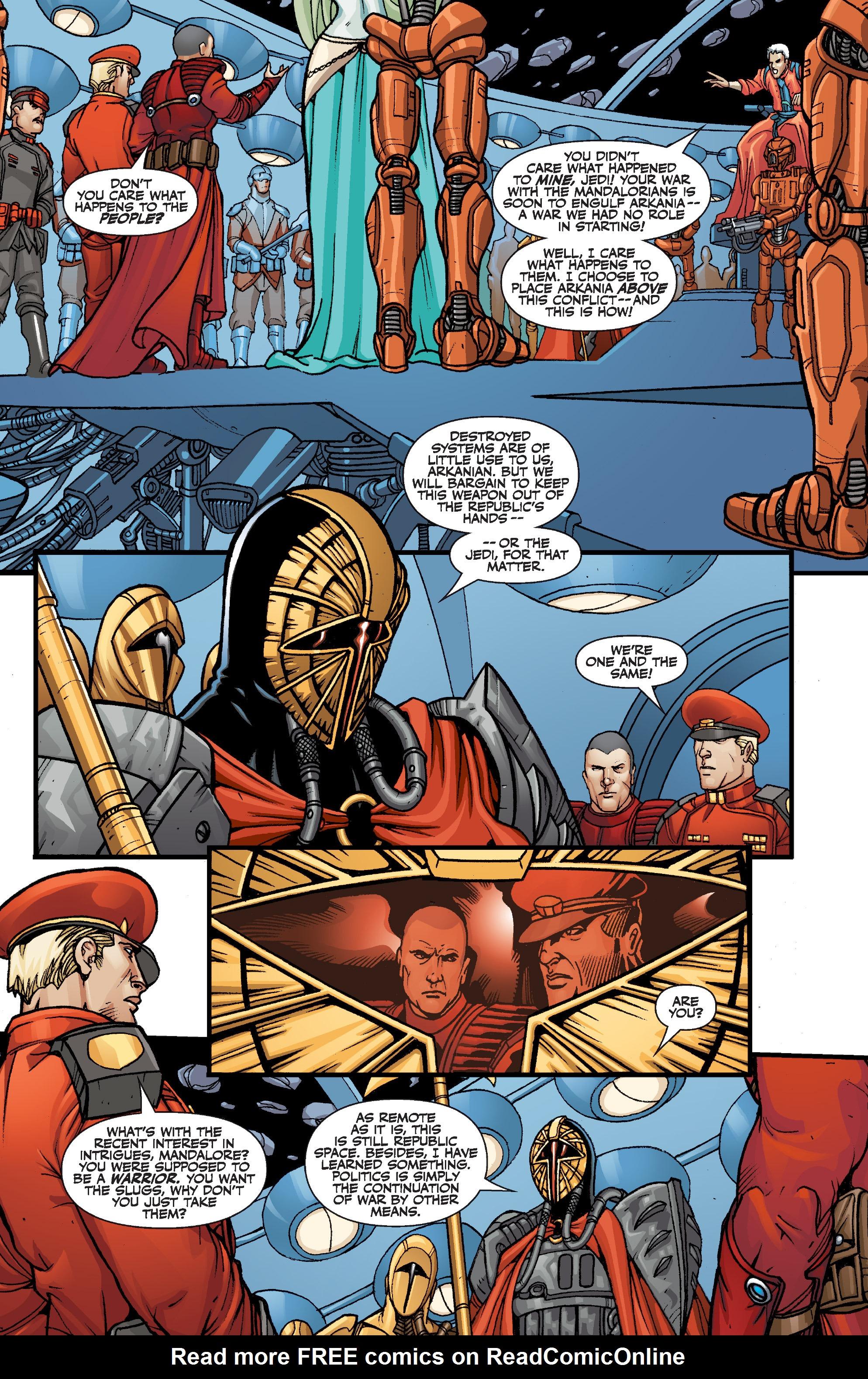 Read online Star Wars Omnibus comic -  Issue # Vol. 32 - 49