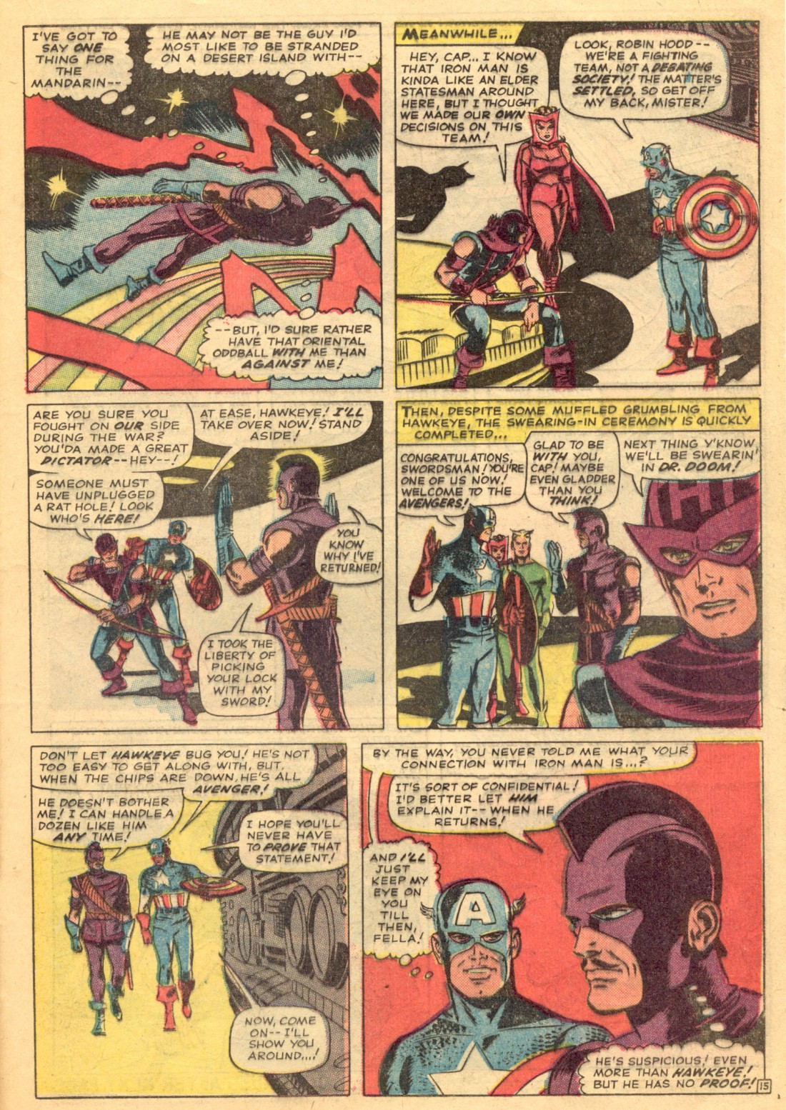The Avengers (1963) 20 Page 20