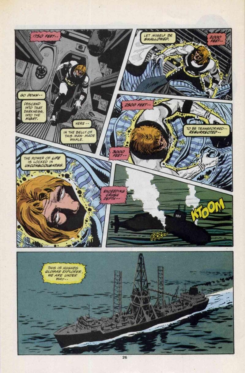 Read online Doctor Zero comic -  Issue #6 - 28
