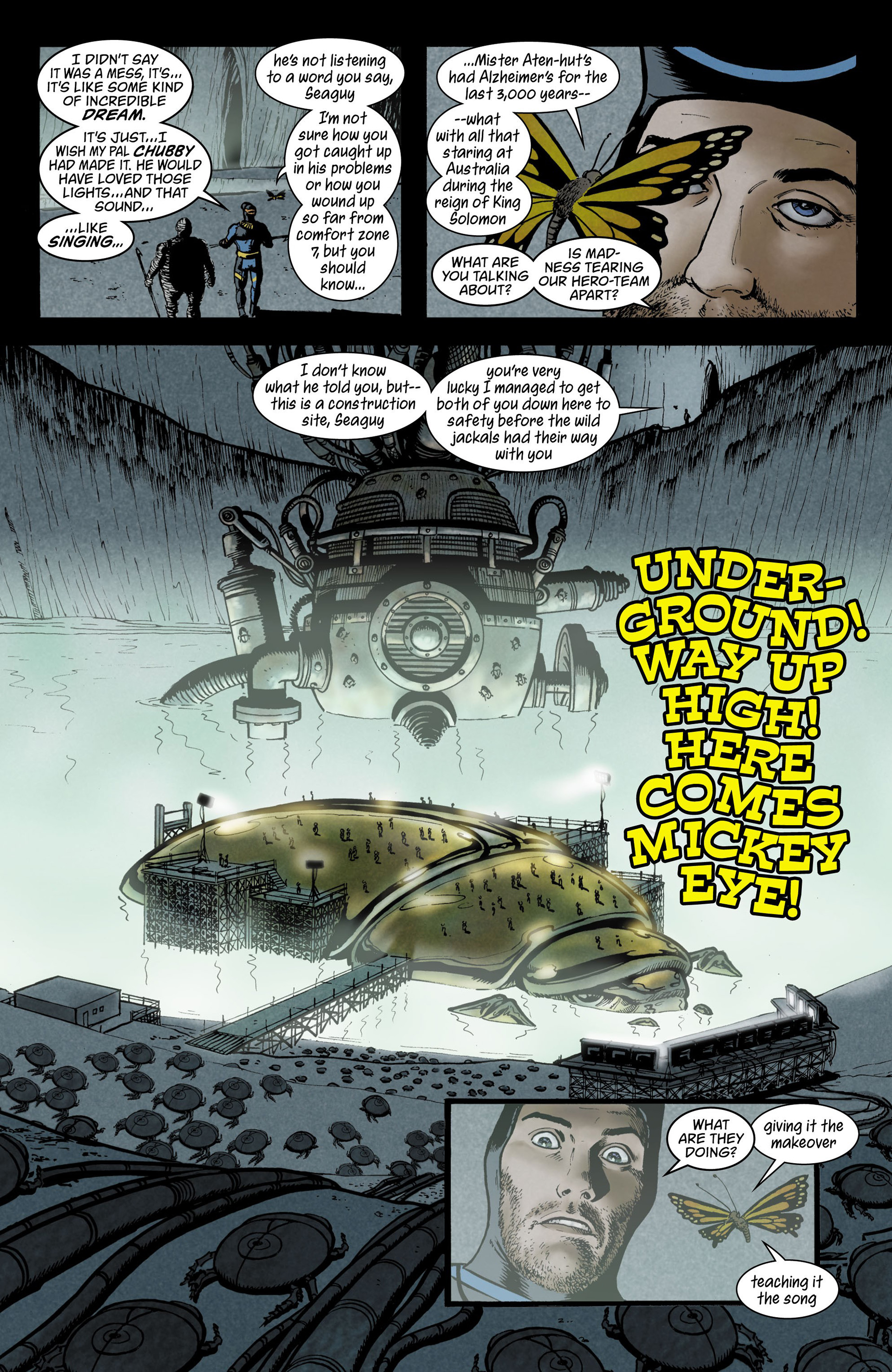 Read online Seaguy comic -  Issue #3 - 24