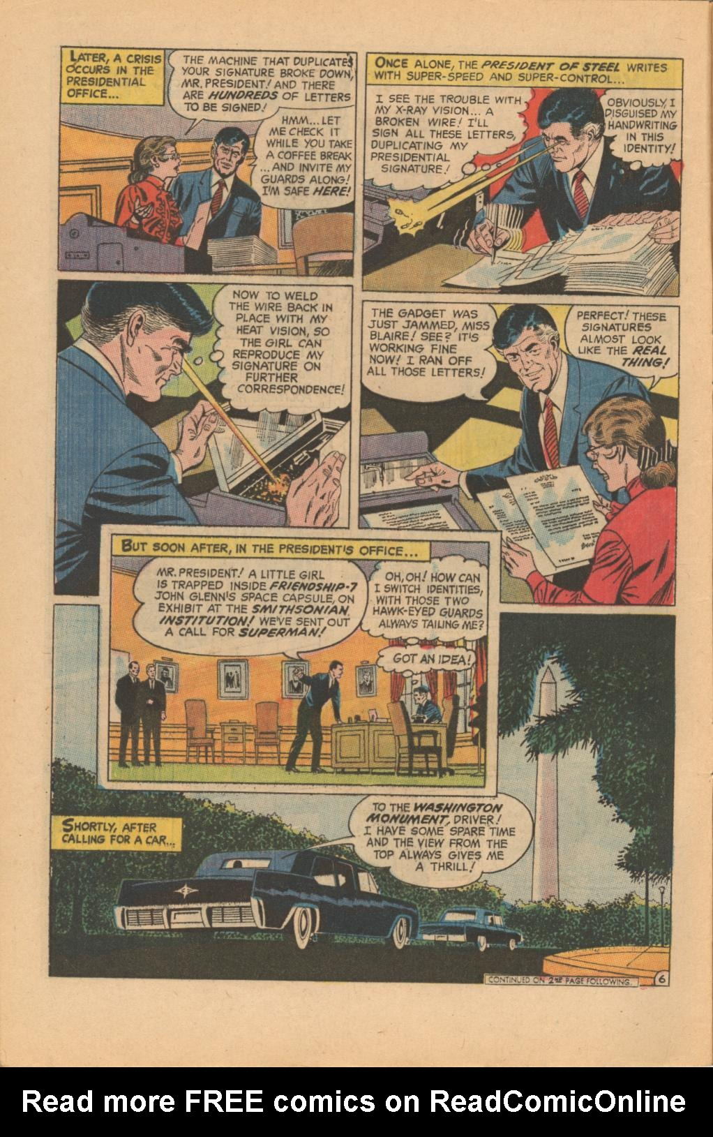 Read online Action Comics (1938) comic -  Issue #371 - 8