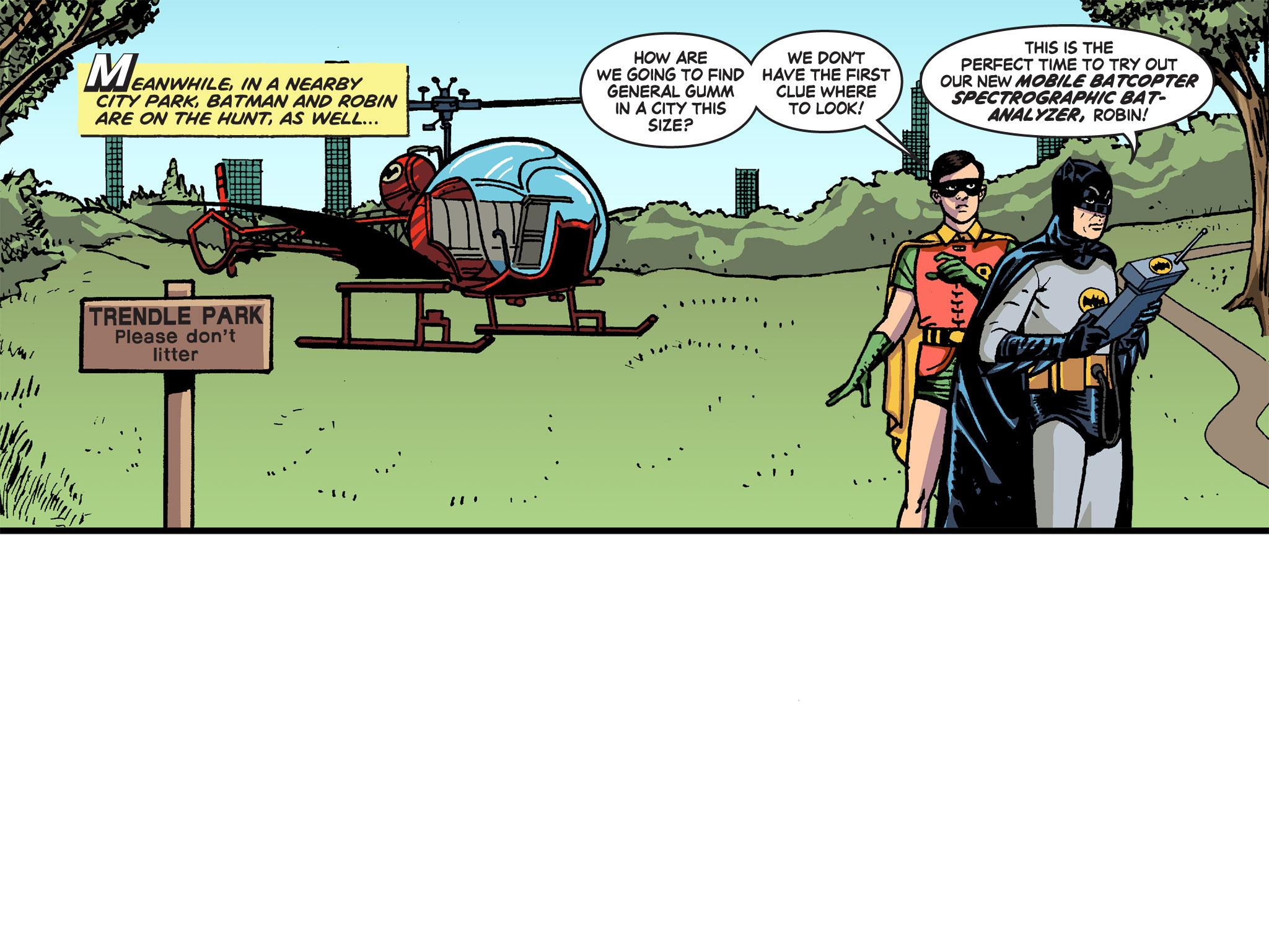 Read online Batman '66 Meets the Green Hornet [II] comic -  Issue #4 - 63