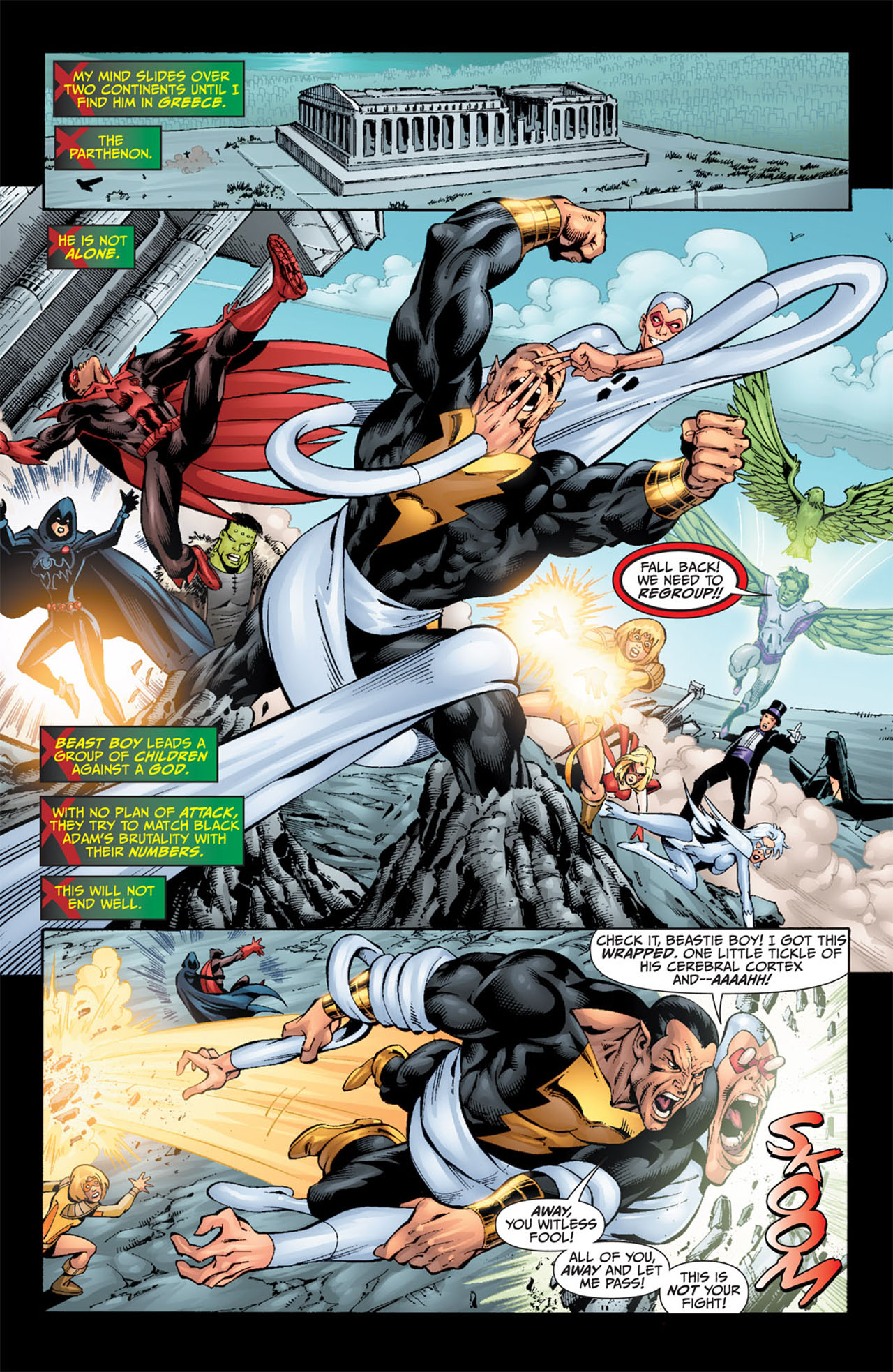 Read online World War III comic -  Issue #3 - 7