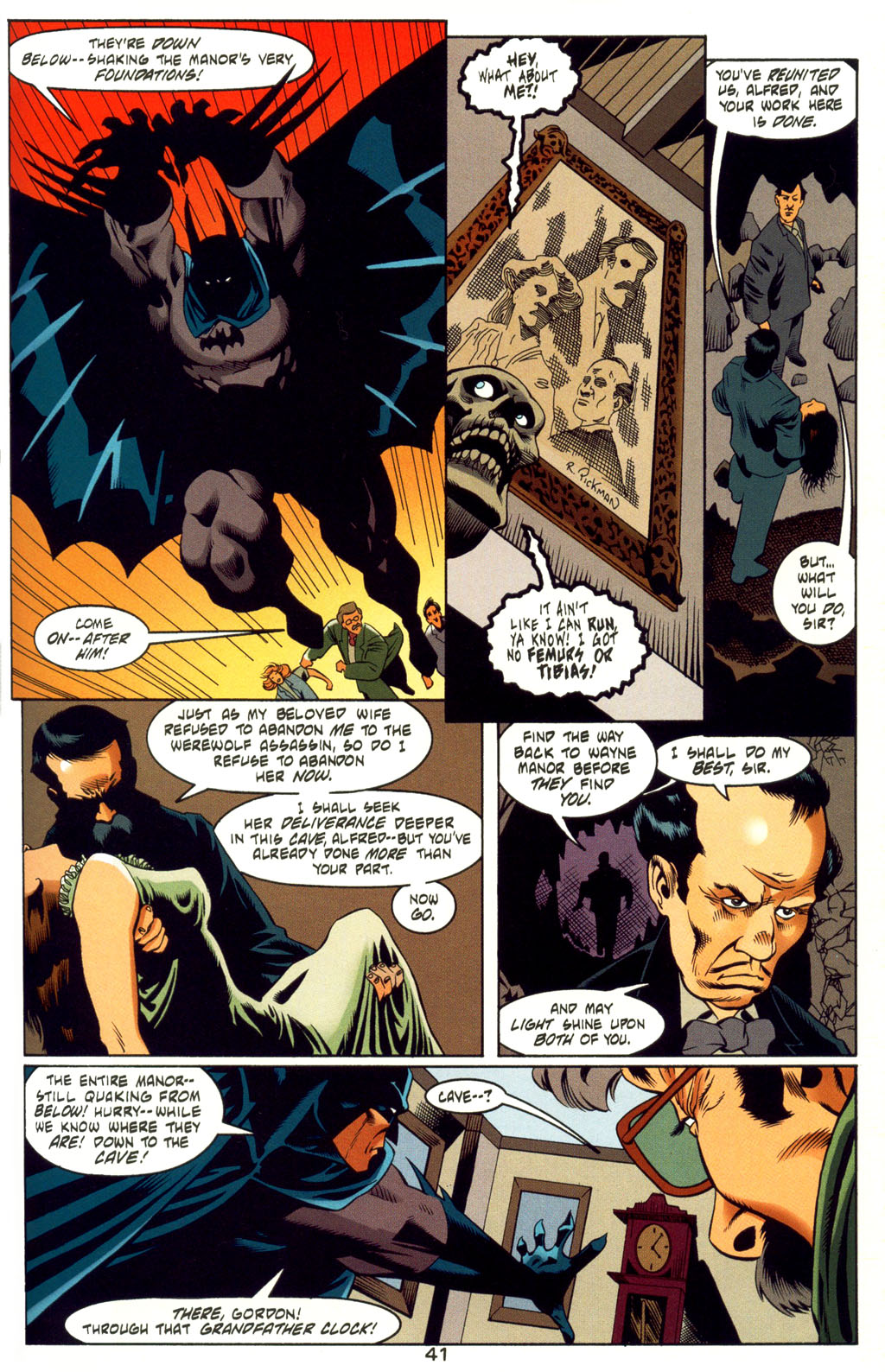 Read online Batman: Haunted Gotham comic -  Issue #4 - 41