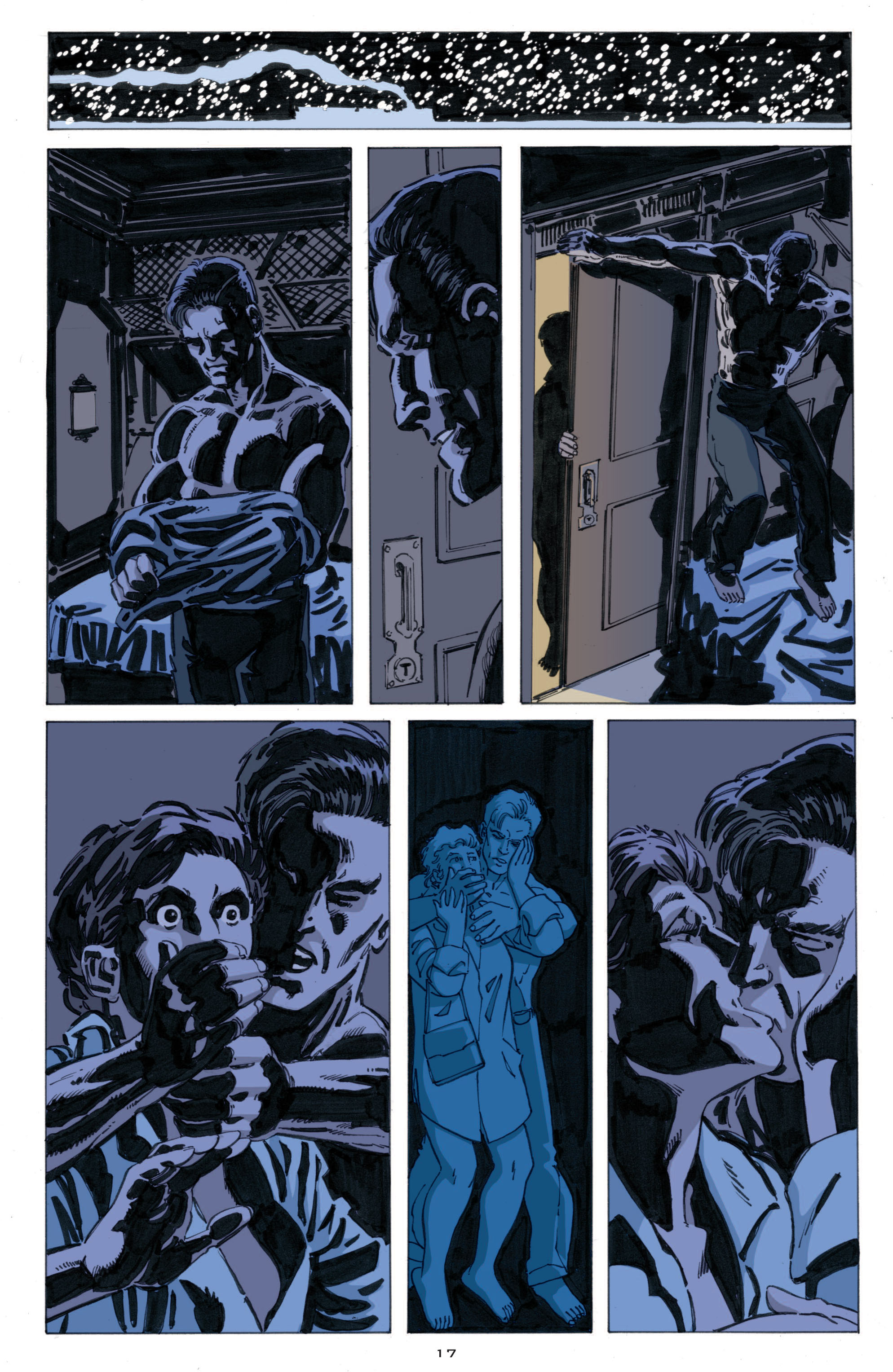 Read online Cold War comic -  Issue # TPB - 75