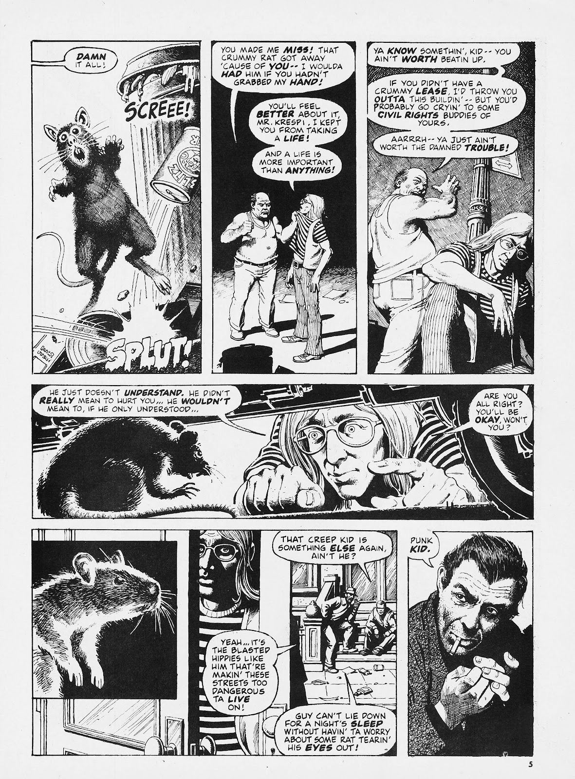 Haunt of Horror issue 1 - Page 5