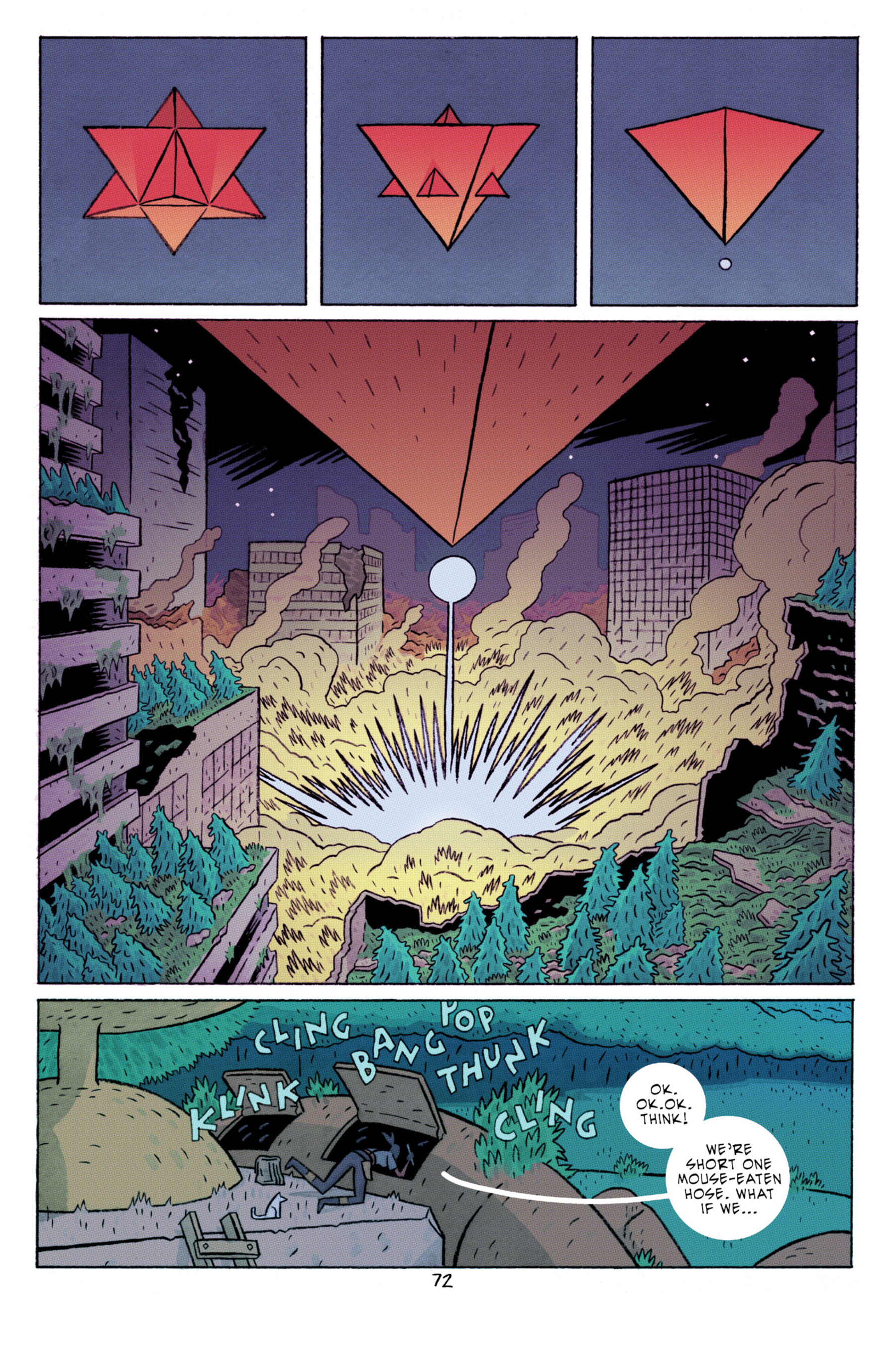 Read online ApocalyptiGirl: An Aria for the End Times comic -  Issue #ApocalyptiGirl: An Aria for the End Times Full - 80