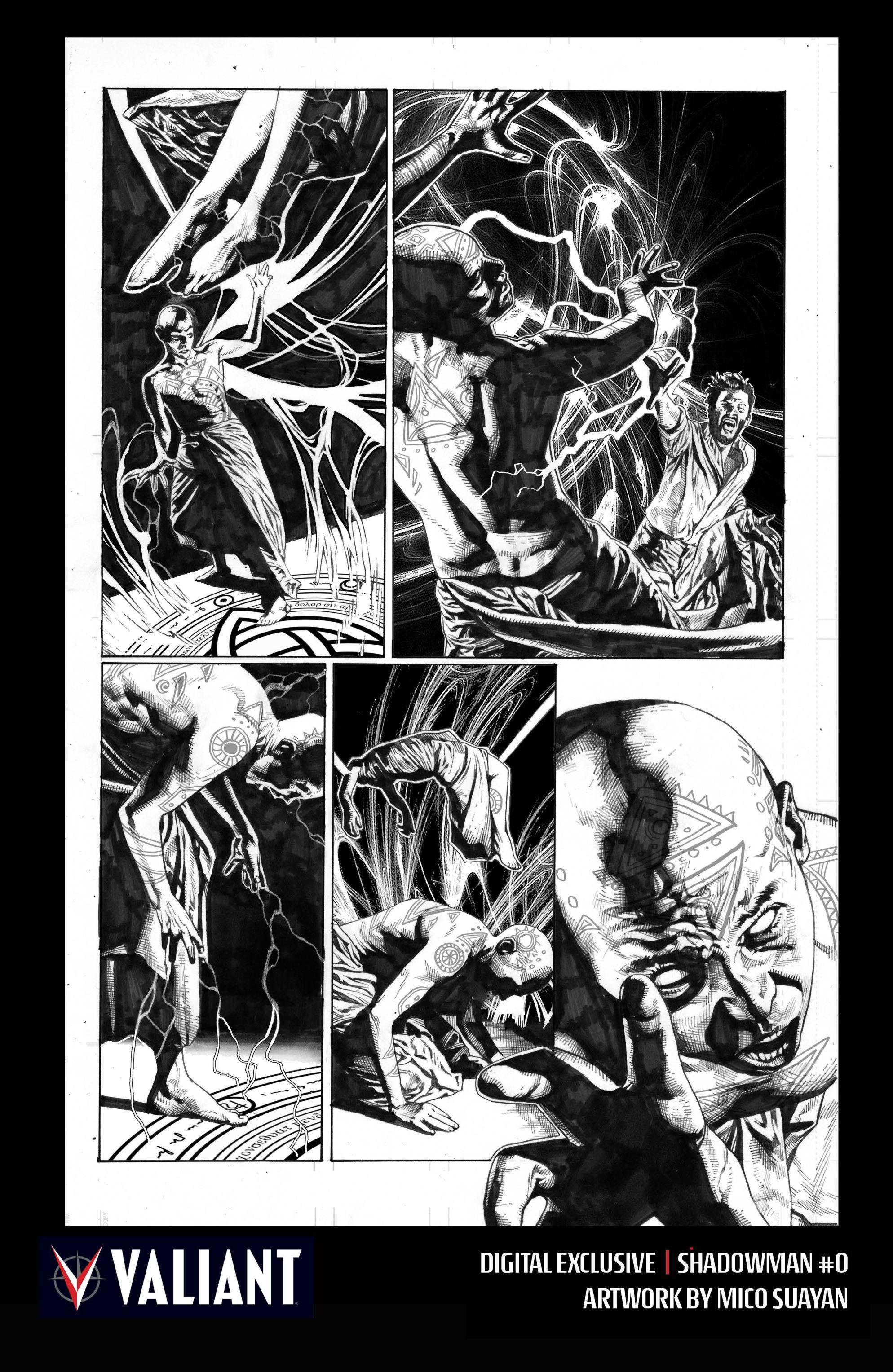 Read online Shadowman (2012) comic -  Issue #0 - 36