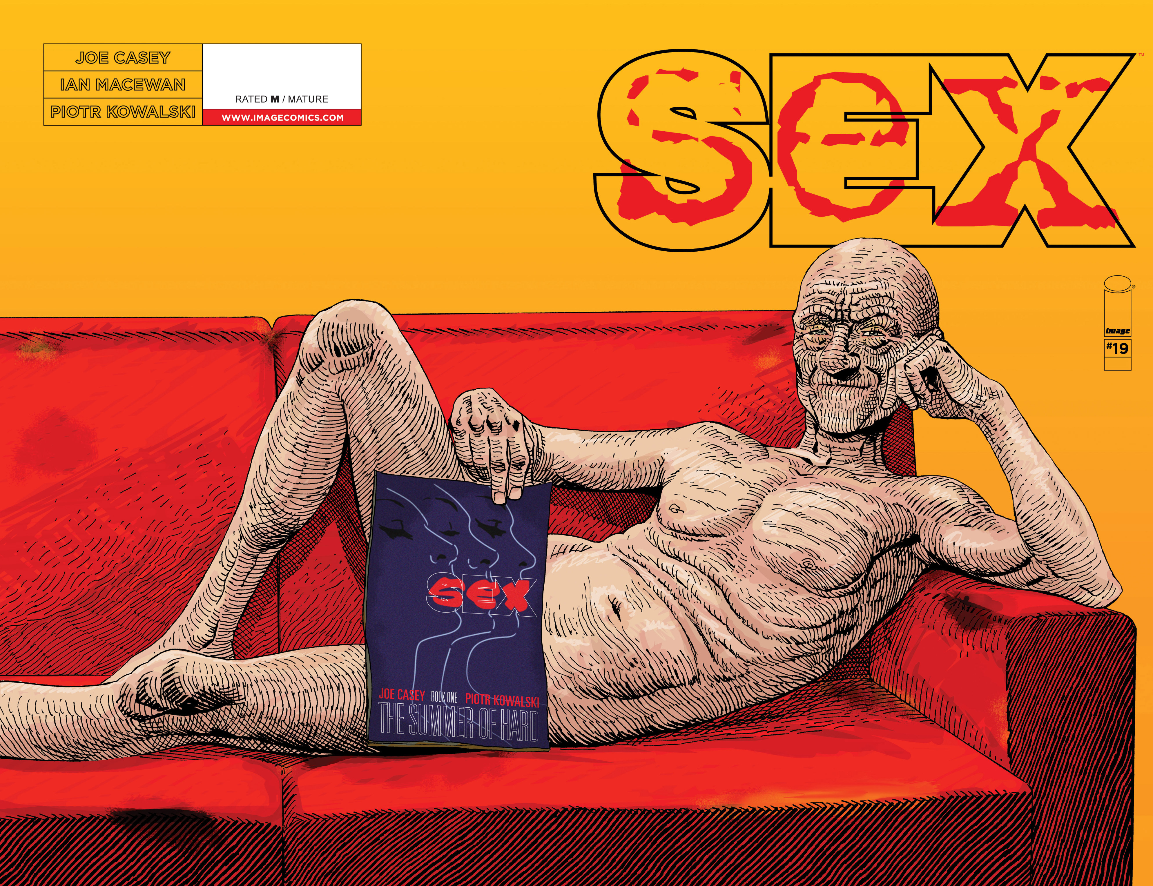 Read online Sex comic -  Issue #19 - 28