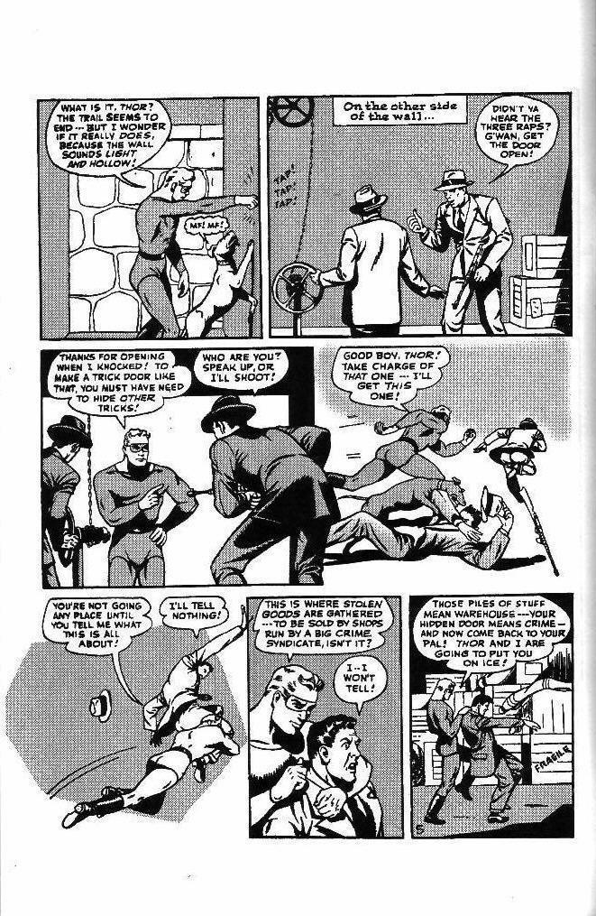 Read online Men of Mystery Comics comic -  Issue #46 - 16
