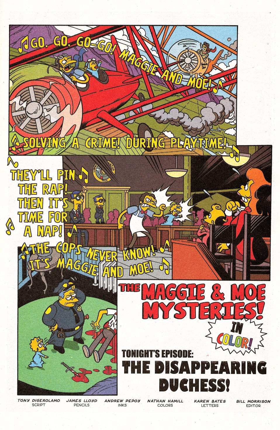 Read online Simpsons Comics Presents Bart Simpson comic -  Issue #31 - 25