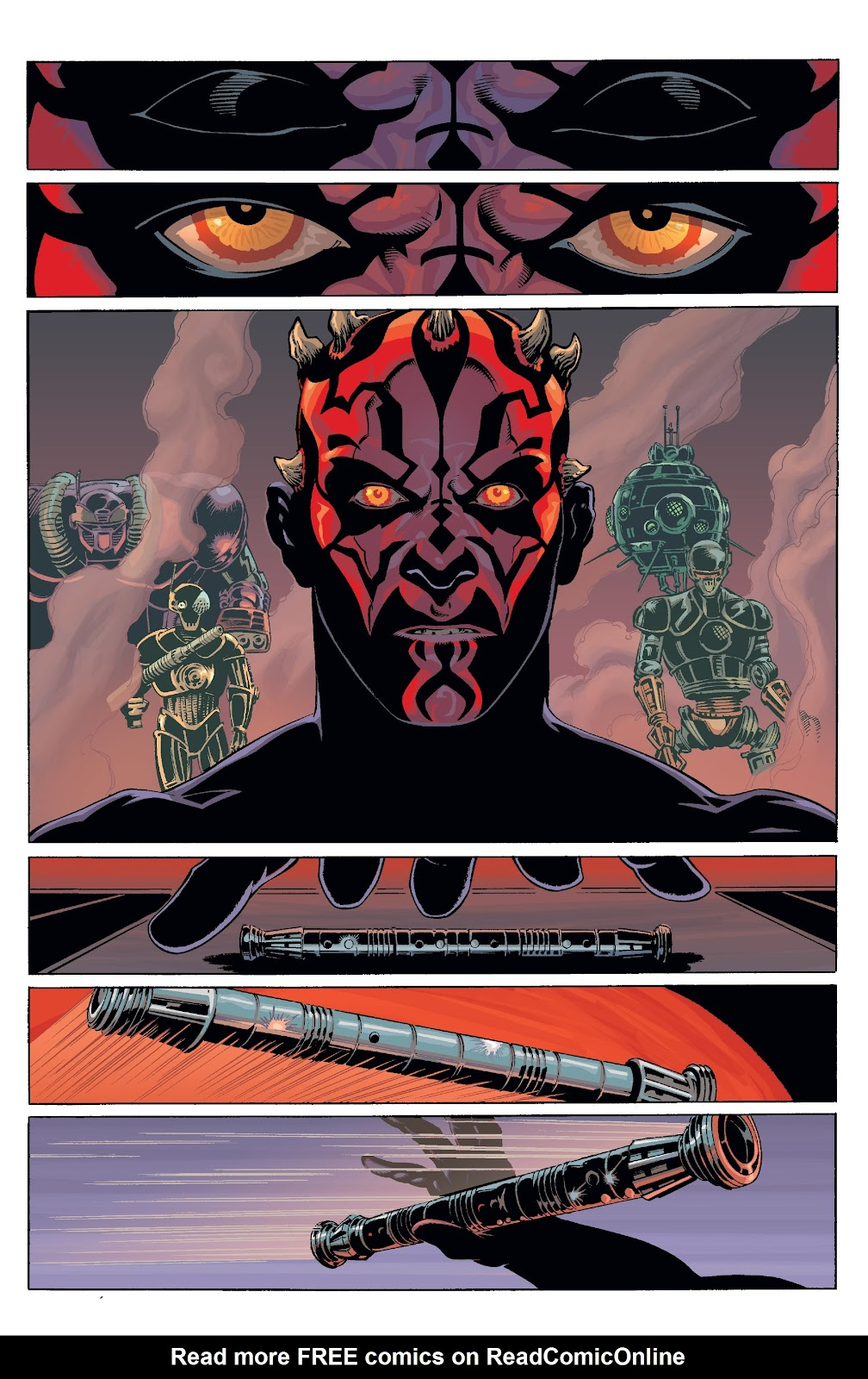 Read online Star Wars Legends: Rise of the Sith - Epic Collection comic -  Issue # TPB 2 (Part 2) - 42