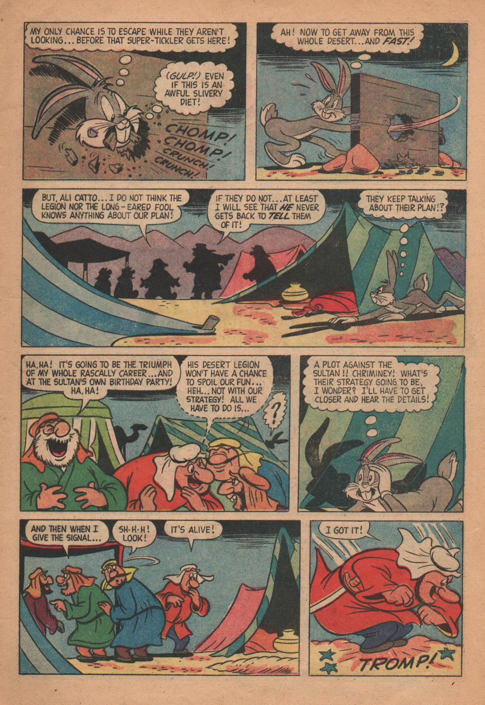 Bugs Bunny (1952) issue 62 - Page 5