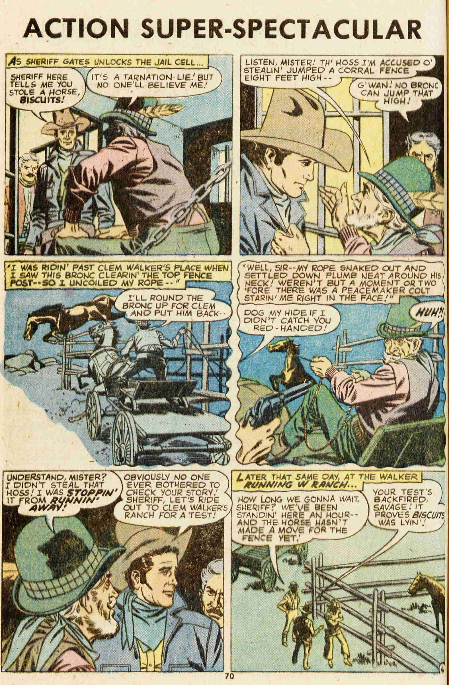 Read online Action Comics (1938) comic -  Issue #437 - 58