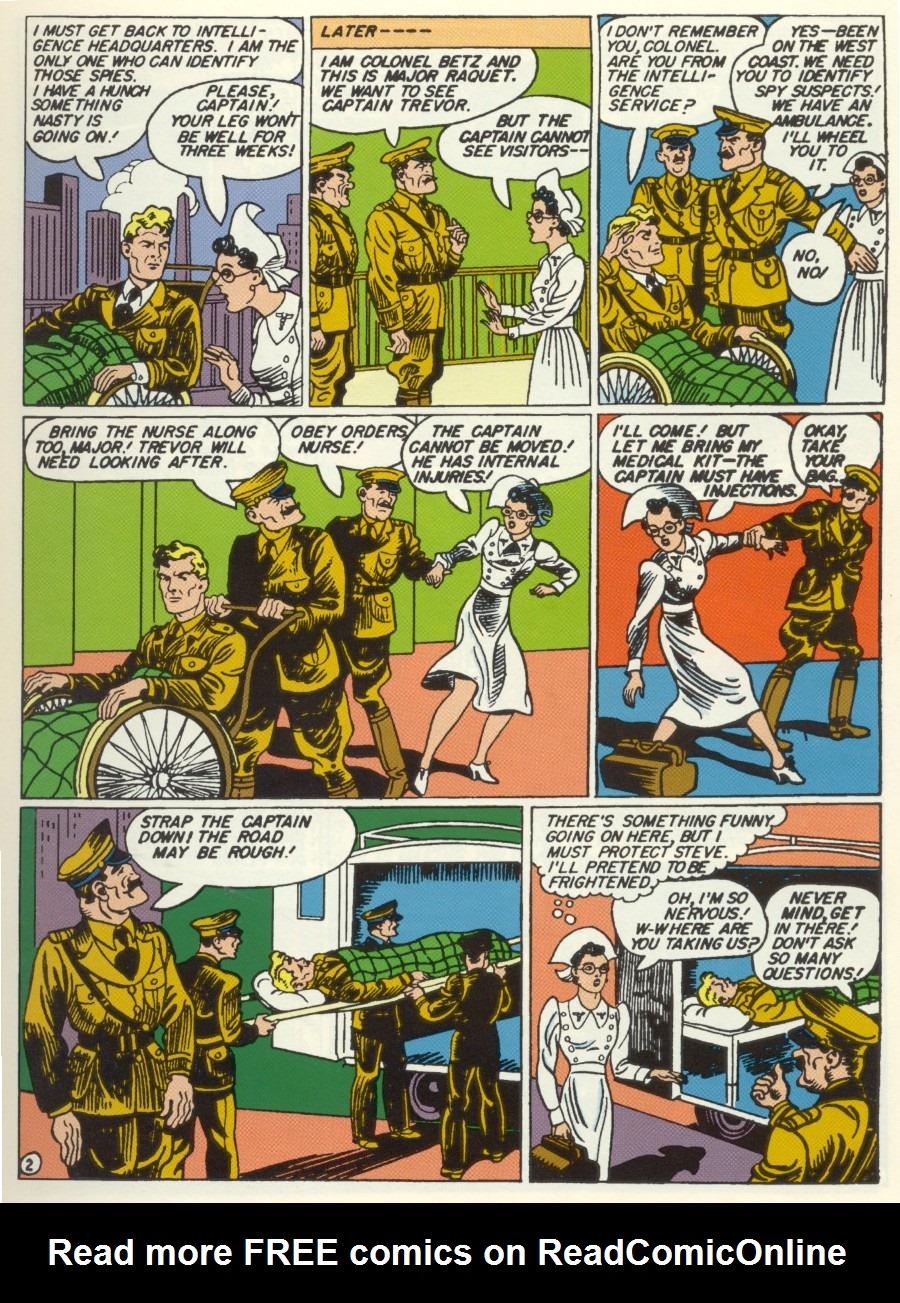 Read online Sensation (Mystery) Comics comic -  Issue #2 - 4