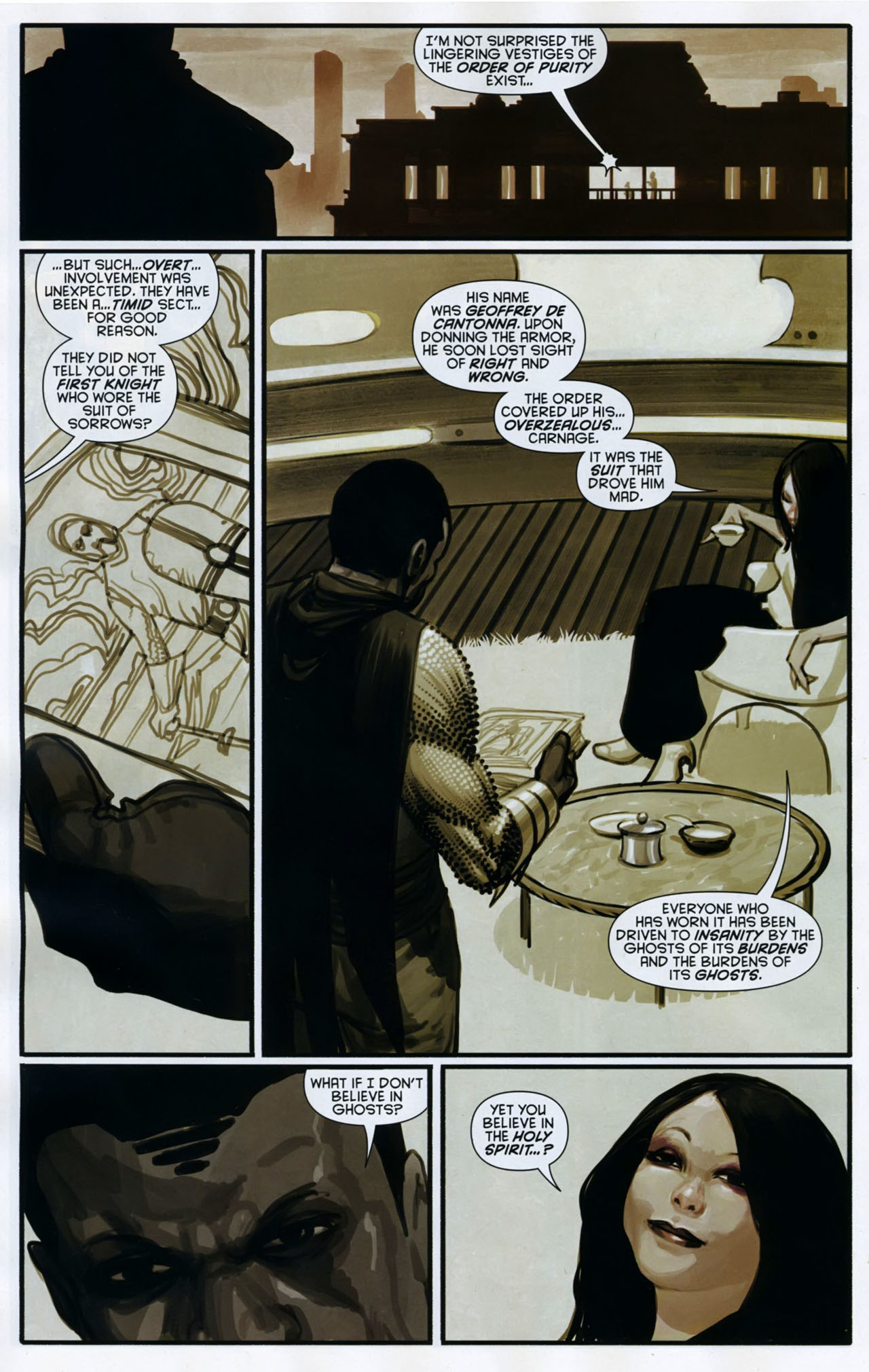 Read online Azrael: Death's Dark Knight comic -  Issue #2 - 15