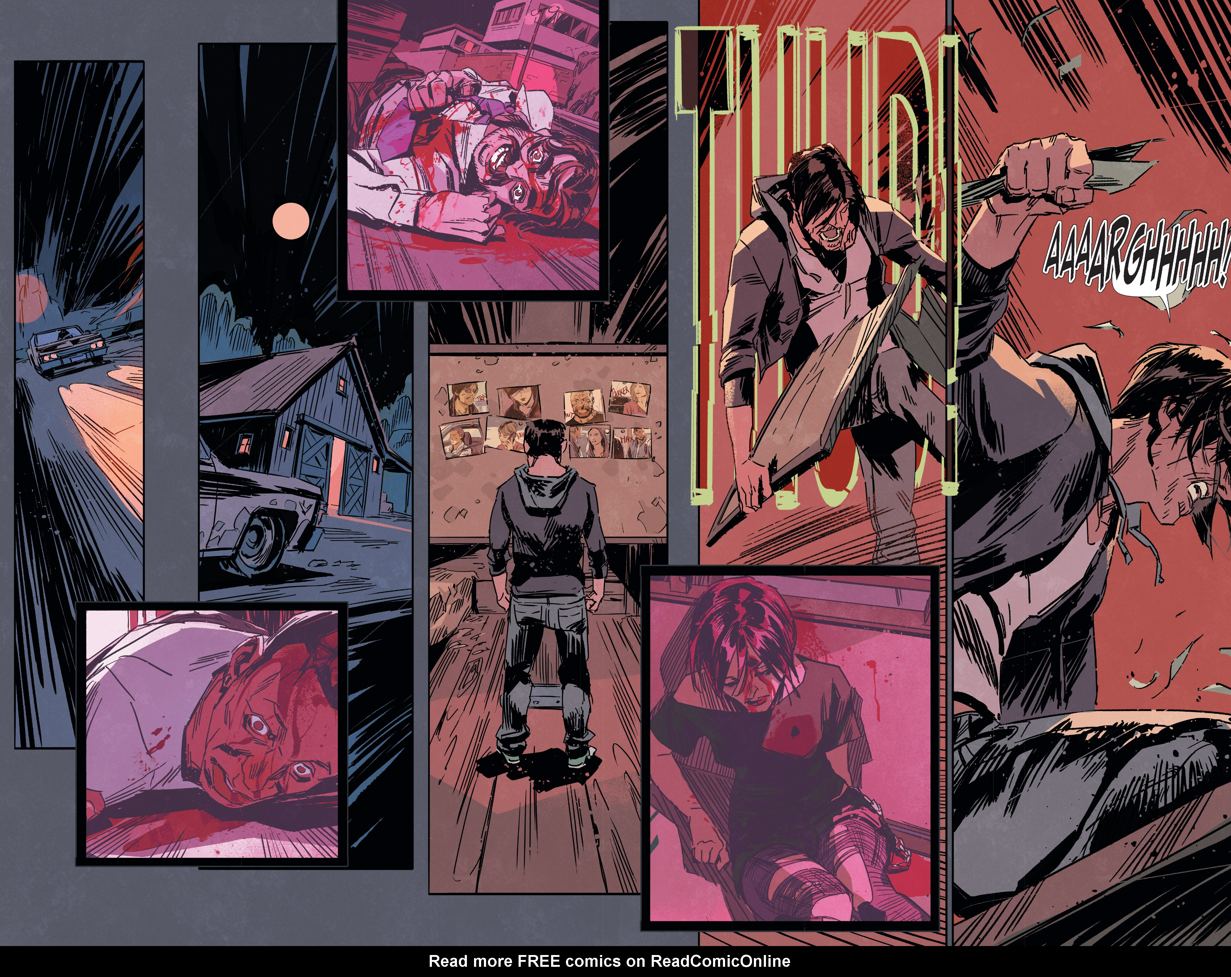Read online Sons of the Devil comic -  Issue #13 - 12