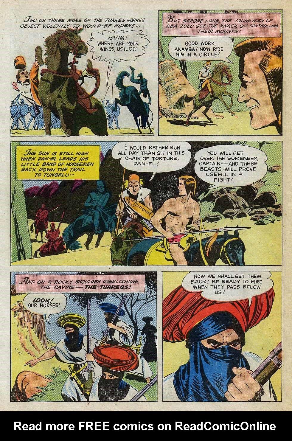 Tarzan (1948) issue 101 - Page 30