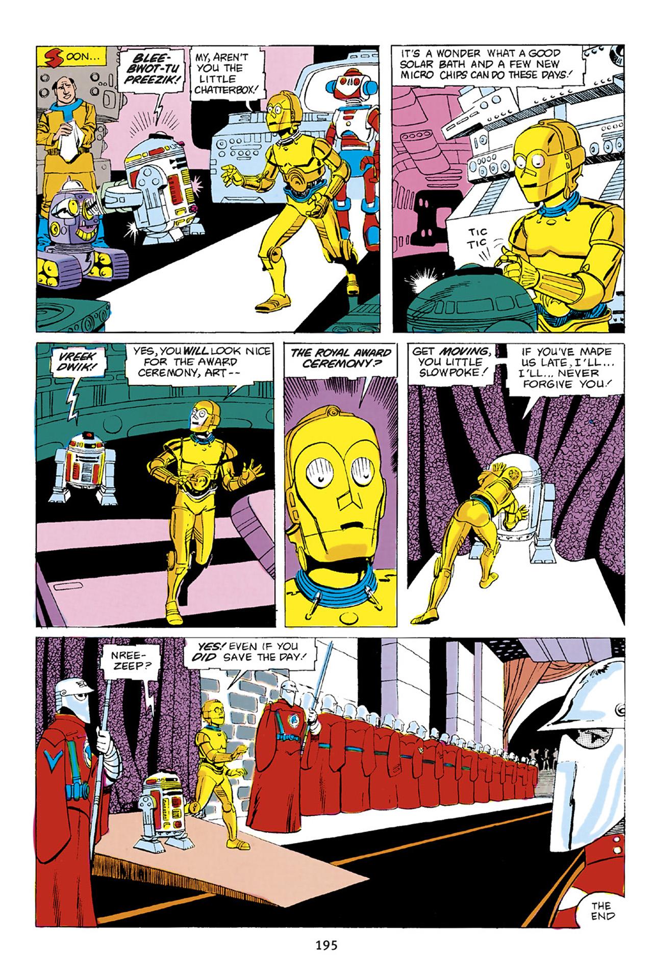 Read online Star Wars Omnibus comic -  Issue # Vol. 23 - 194