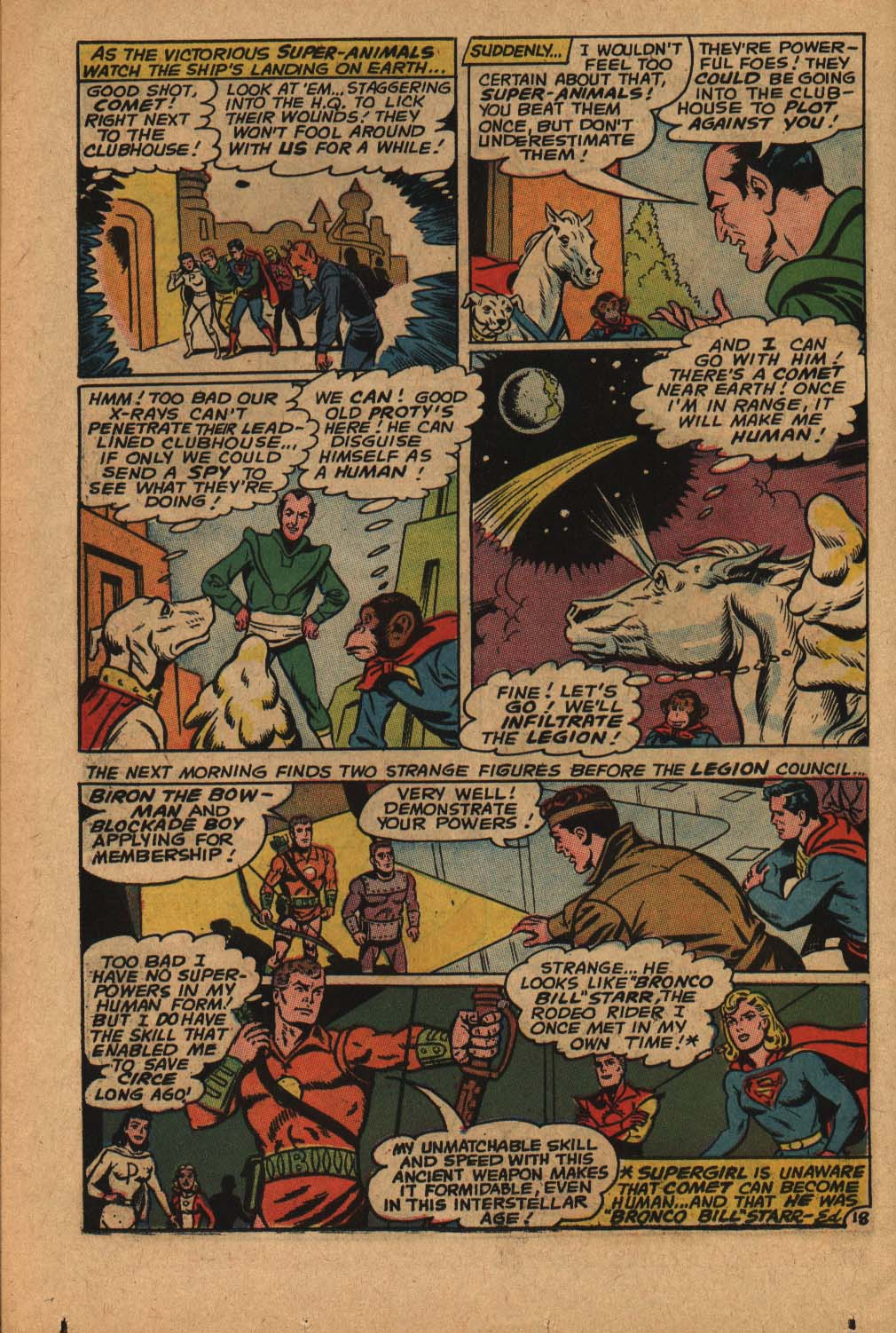 Read online Adventure Comics (1938) comic -  Issue #364 - 26