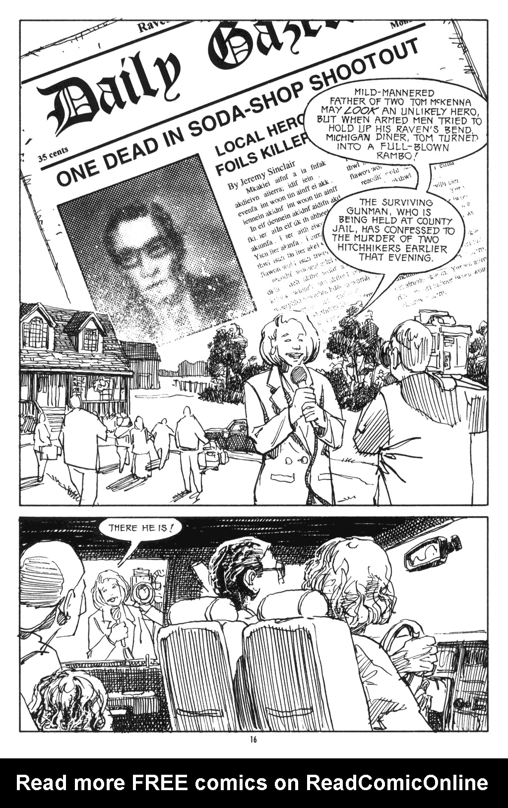 Read online A History of Violence comic -  Issue #A History of Violence Full - 29
