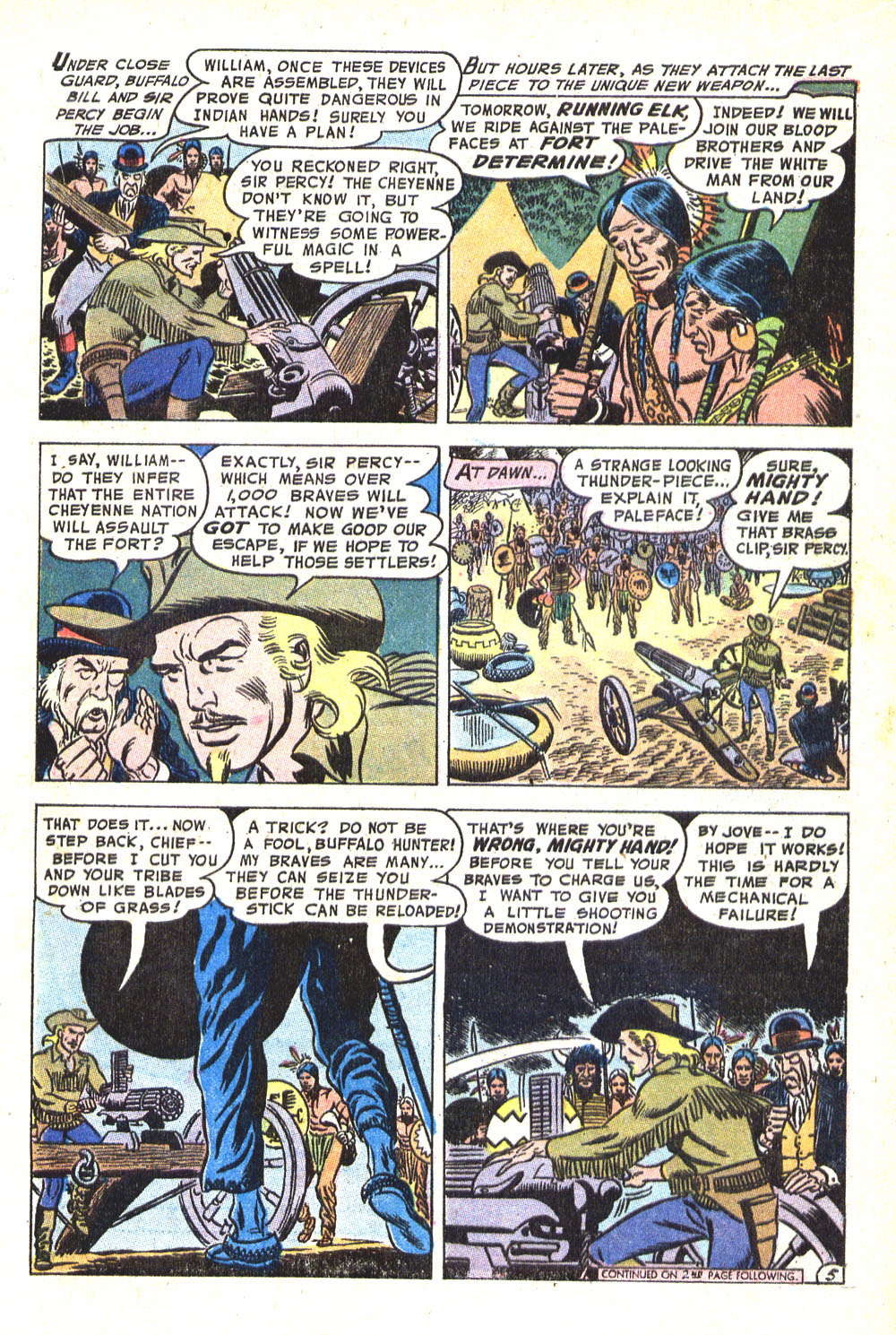 Read online All-Star Western (1970) comic -  Issue #8 - 19