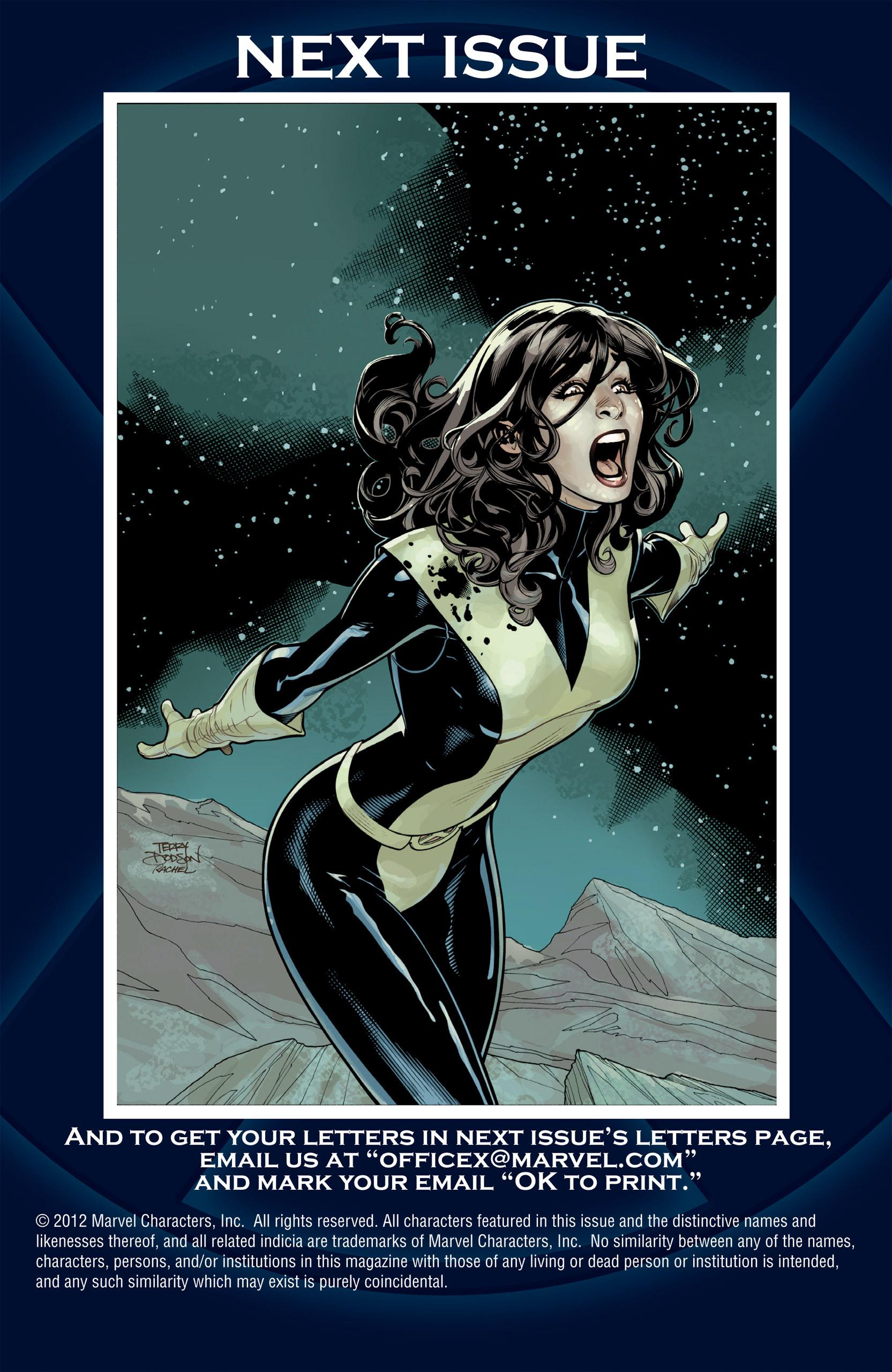 Read online Uncanny X-Men (1963) comic -  Issue #536 - 24
