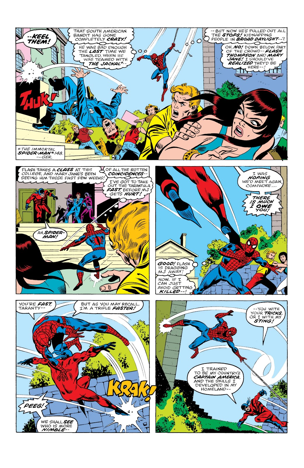 Read online Marvel Masterworks: The Spectacular Spider-Man comic -  Issue # TPB (Part 1) - 11