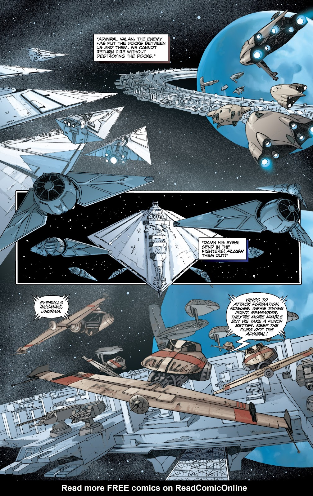 Read online Star Wars Legends: Legacy - Epic Collection comic -  Issue # TPB 2 (Part 1) - 40