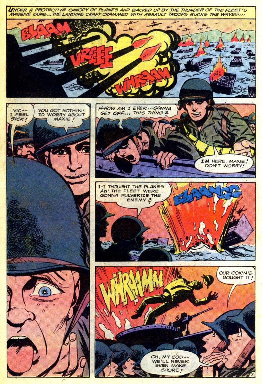 Read online Sgt. Rock comic -  Issue #336 - 15