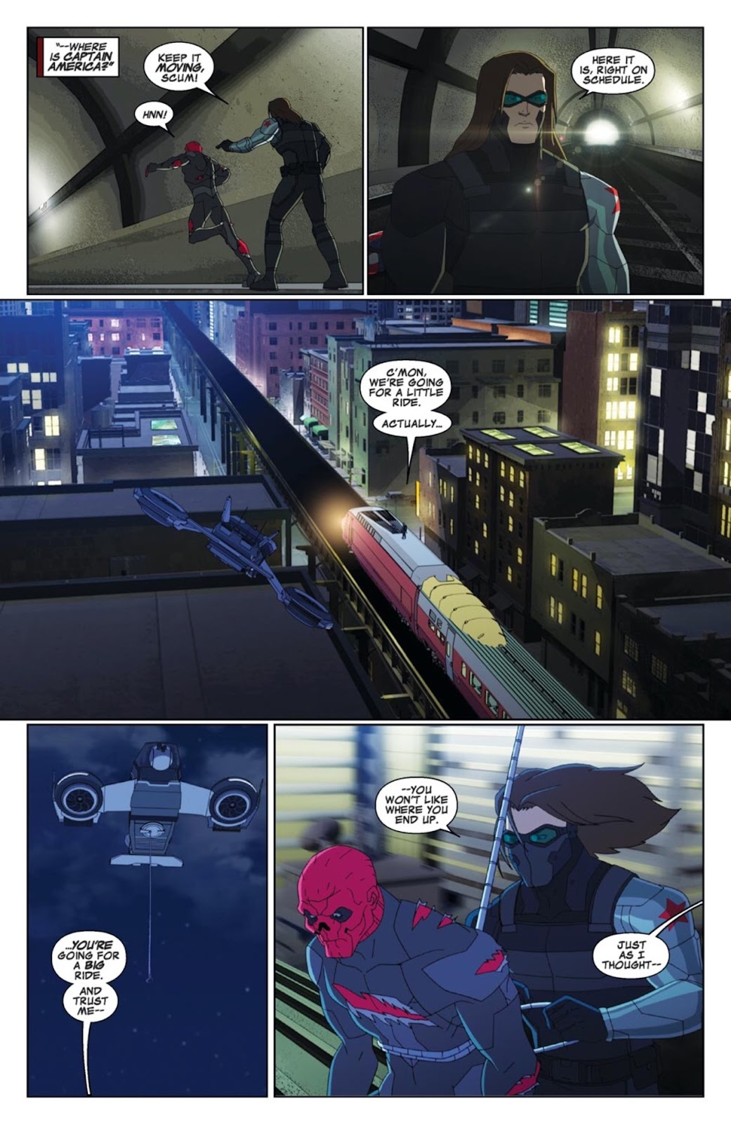 Read online Marvel Universe Avengers Assemble Season 2 comic -  Issue #4 - 11