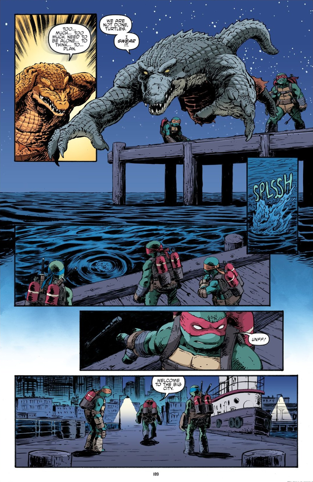 Read online Teenage Mutant Ninja Turtles: The IDW Collection comic -  Issue # TPB 7 (Part 2) - 82