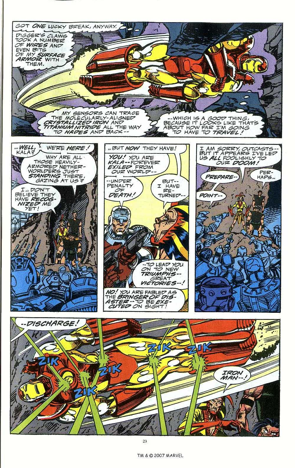 Iron Man Annual issue 12 - Page 25