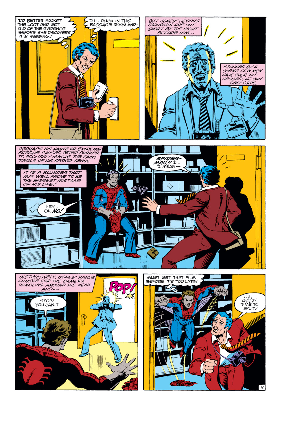 The Amazing Spider-Man (1963) 262 Page 3
